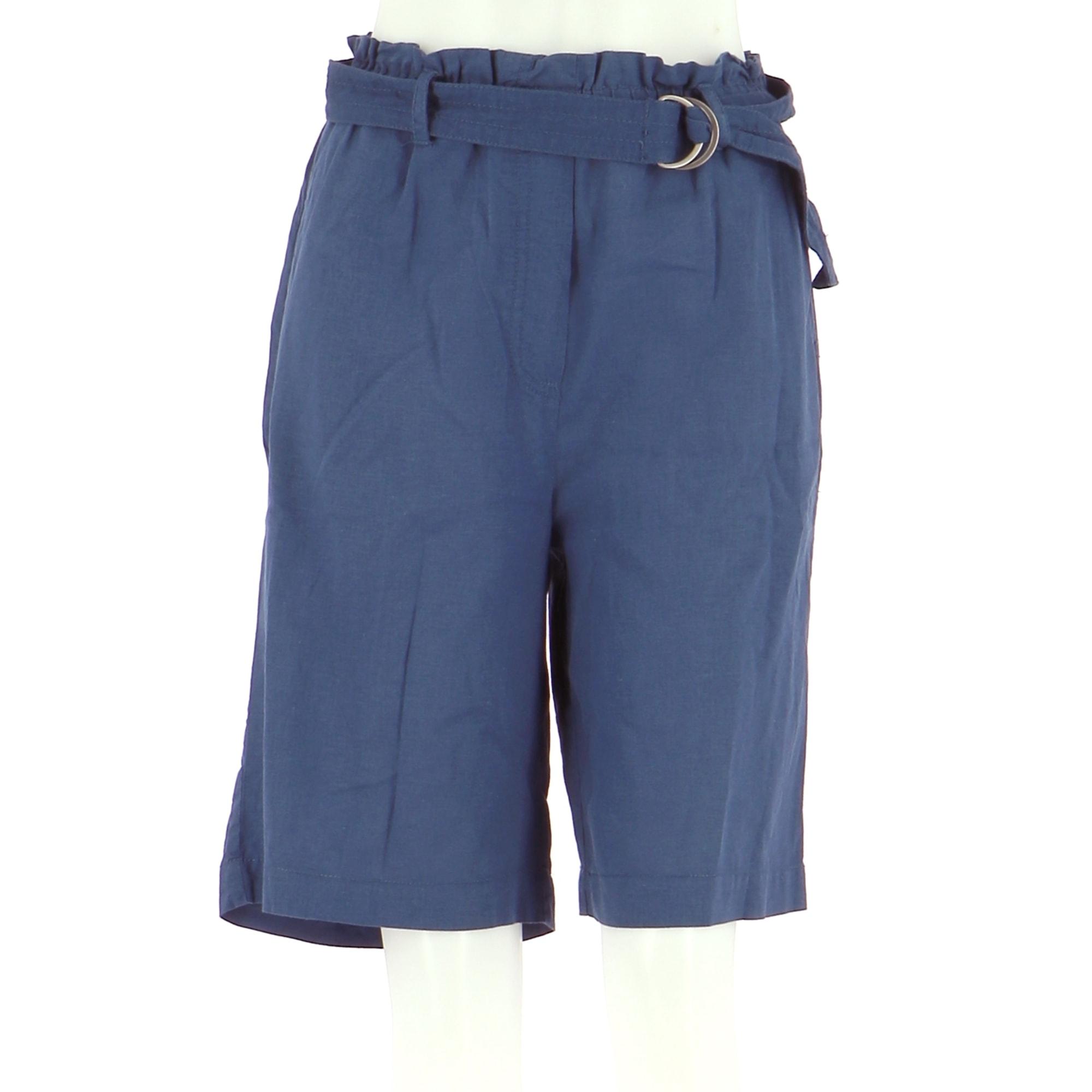 Short PEPE JEANS Bleu, bleu marine, bleu turquoise