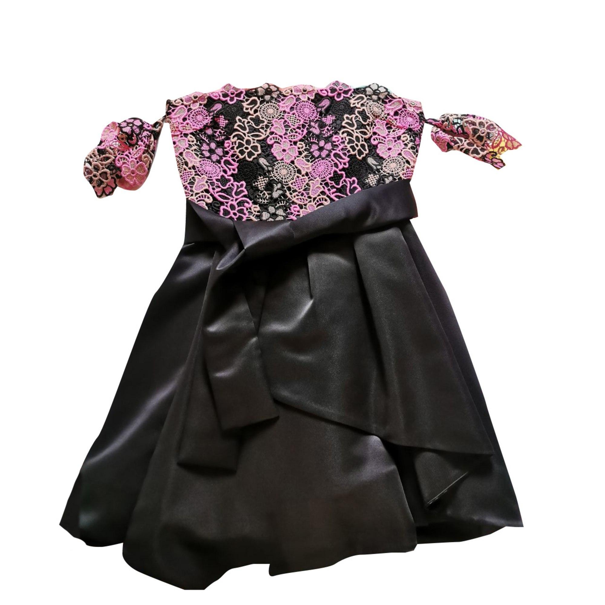 Robe bustier PINKO Noir