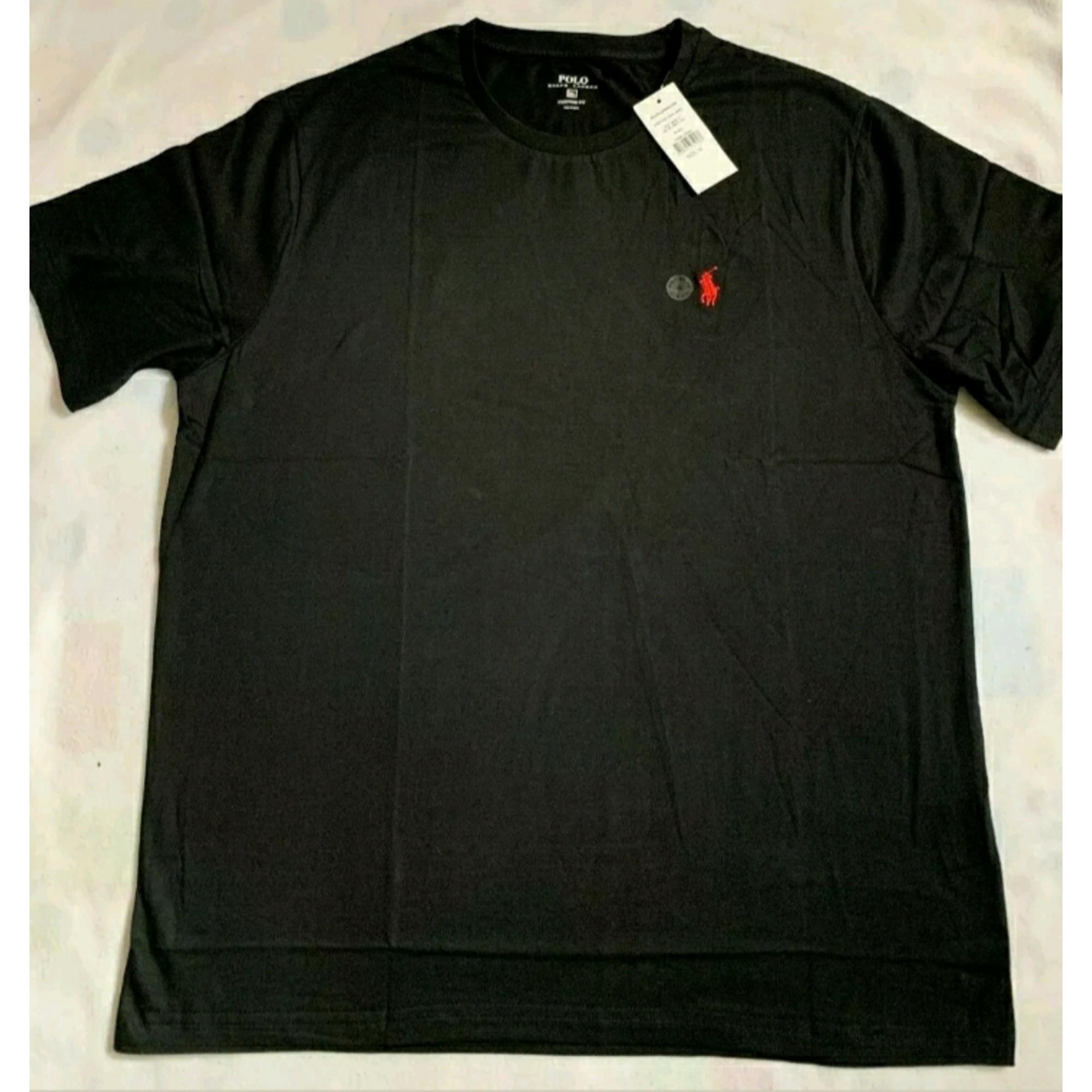 Tee-shirt RALPH LAUREN Noir
