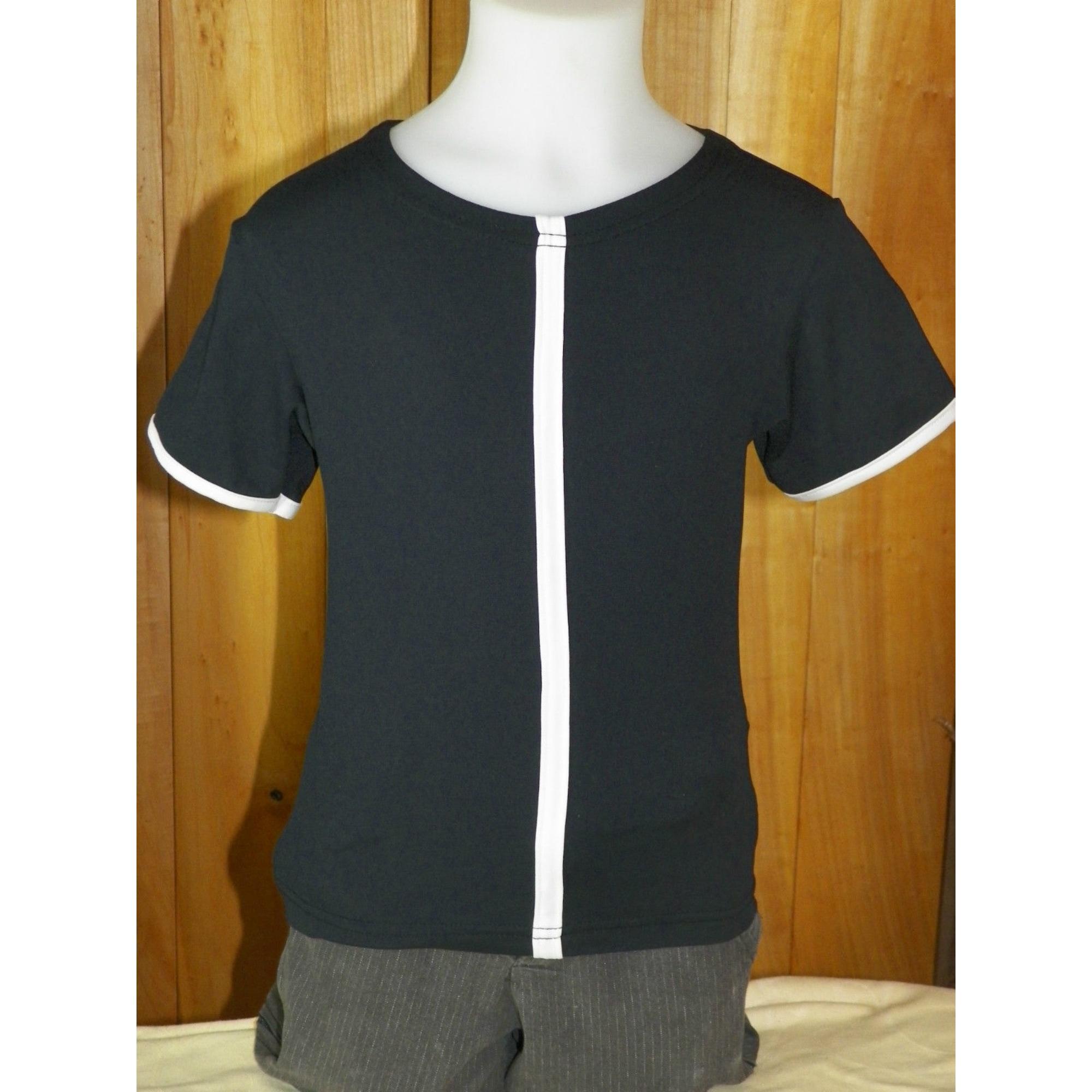 Top, Tee-shirt REPETTO Noir