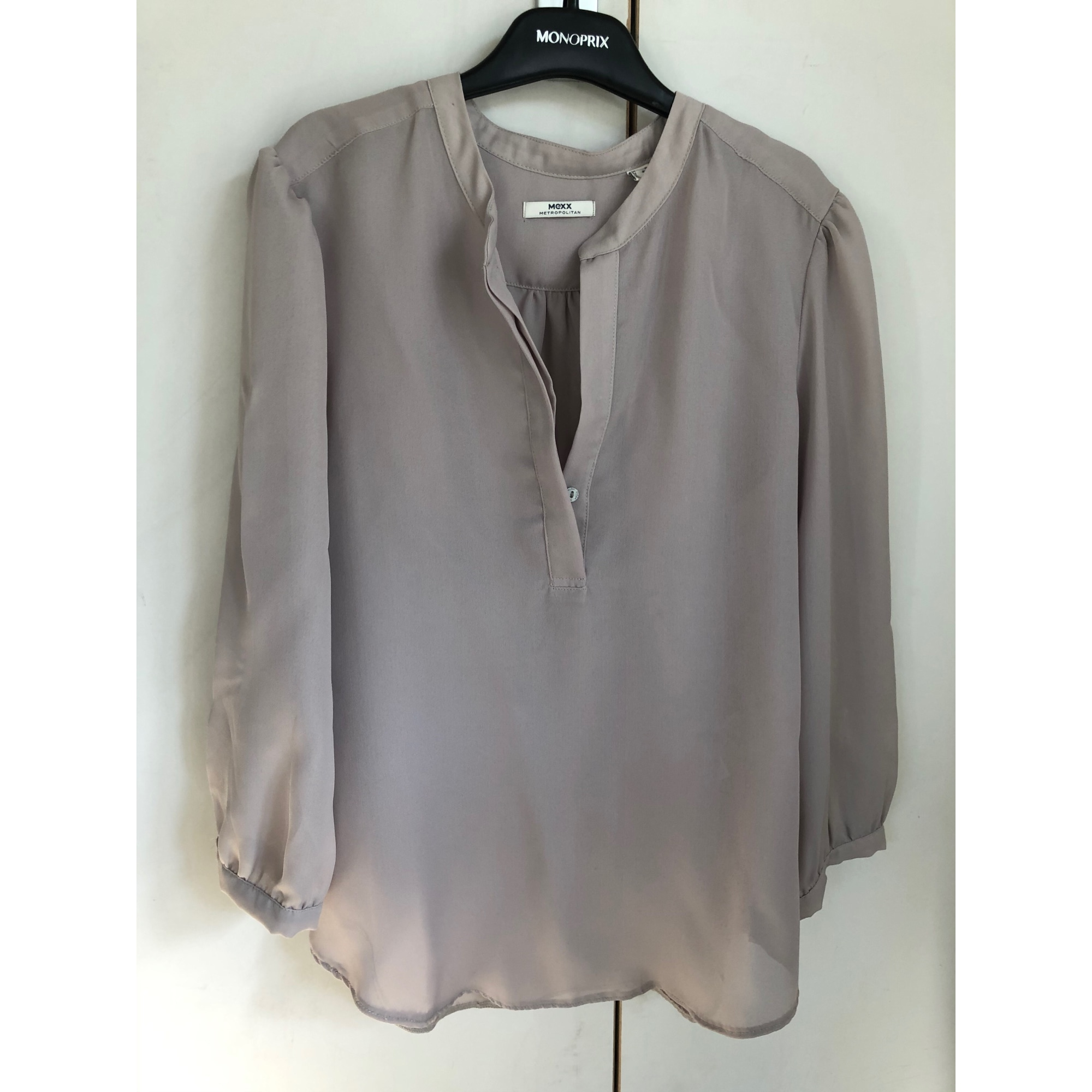 Blouse MEXX Gris, anthracite