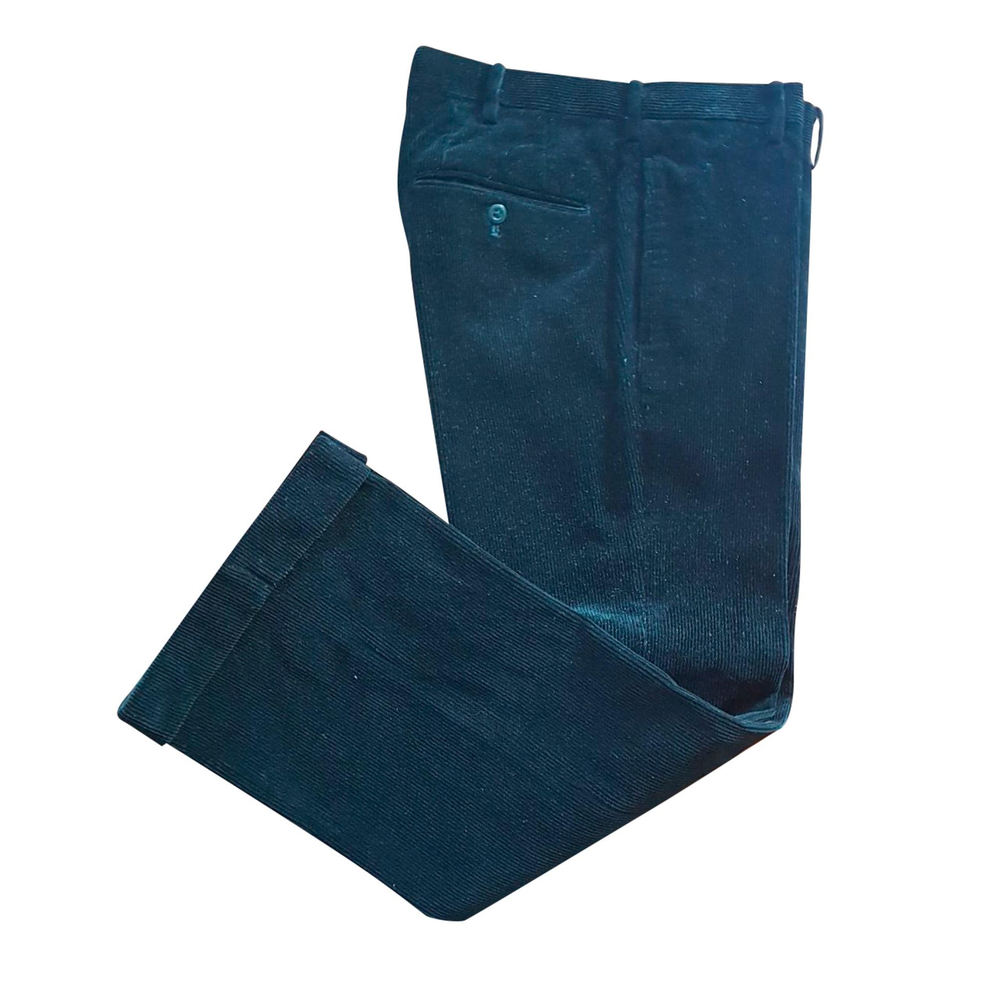 Pantalon large YOHJI YAMAMOTO Noir