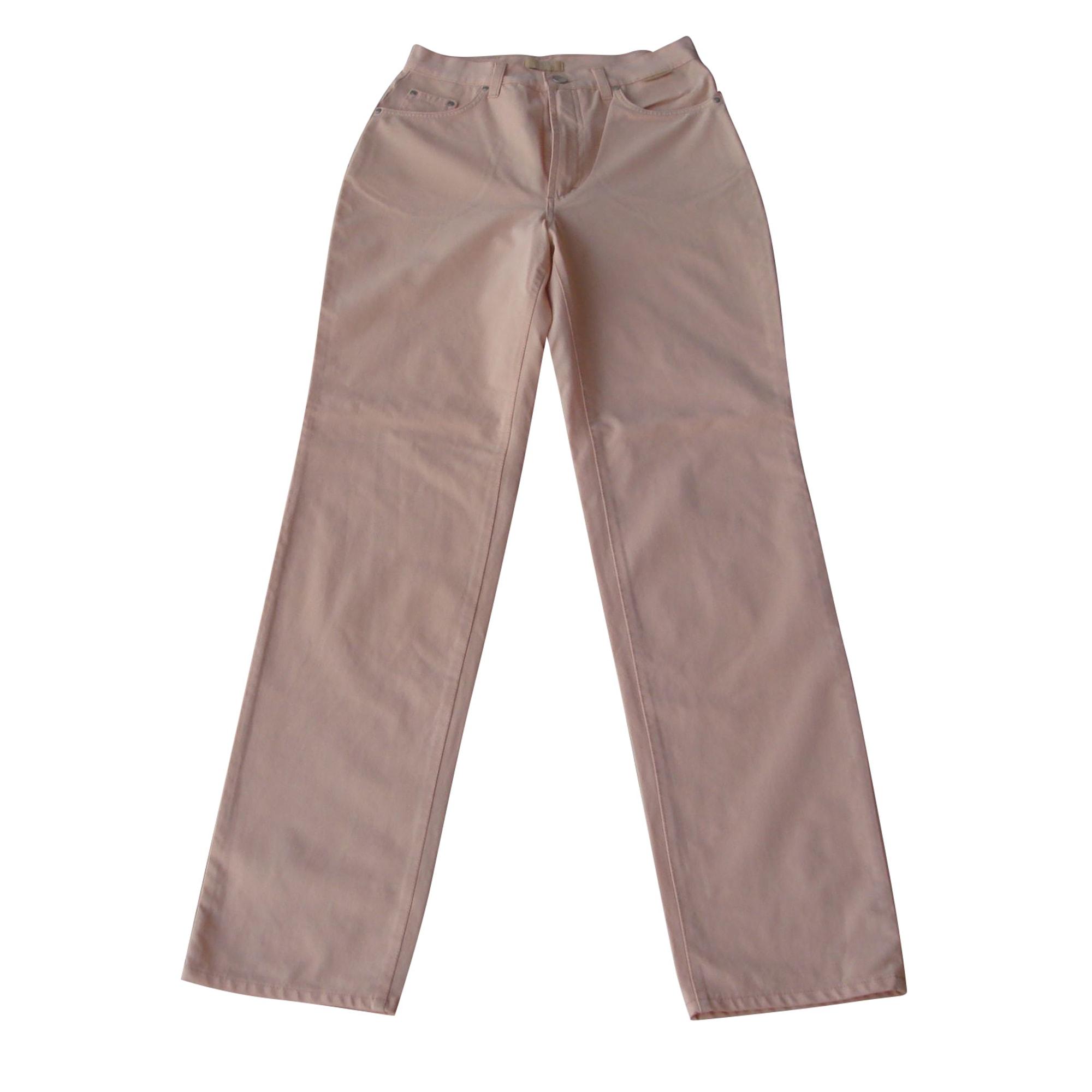 Pantalon droit GIANFRANCO FERRE NUDE