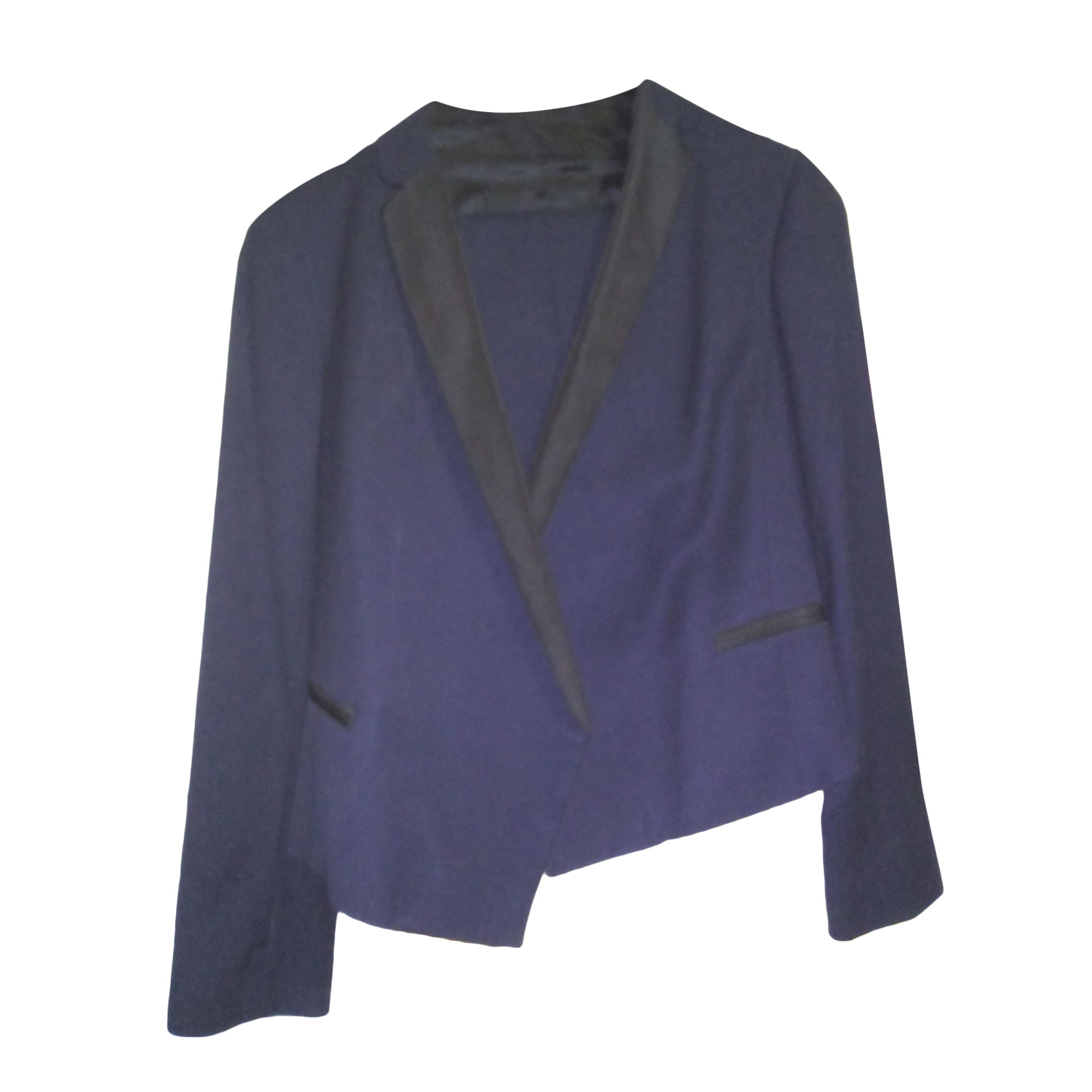 Tailleur pantalon TARA JARMON Bleu, bleu marine, bleu turquoise