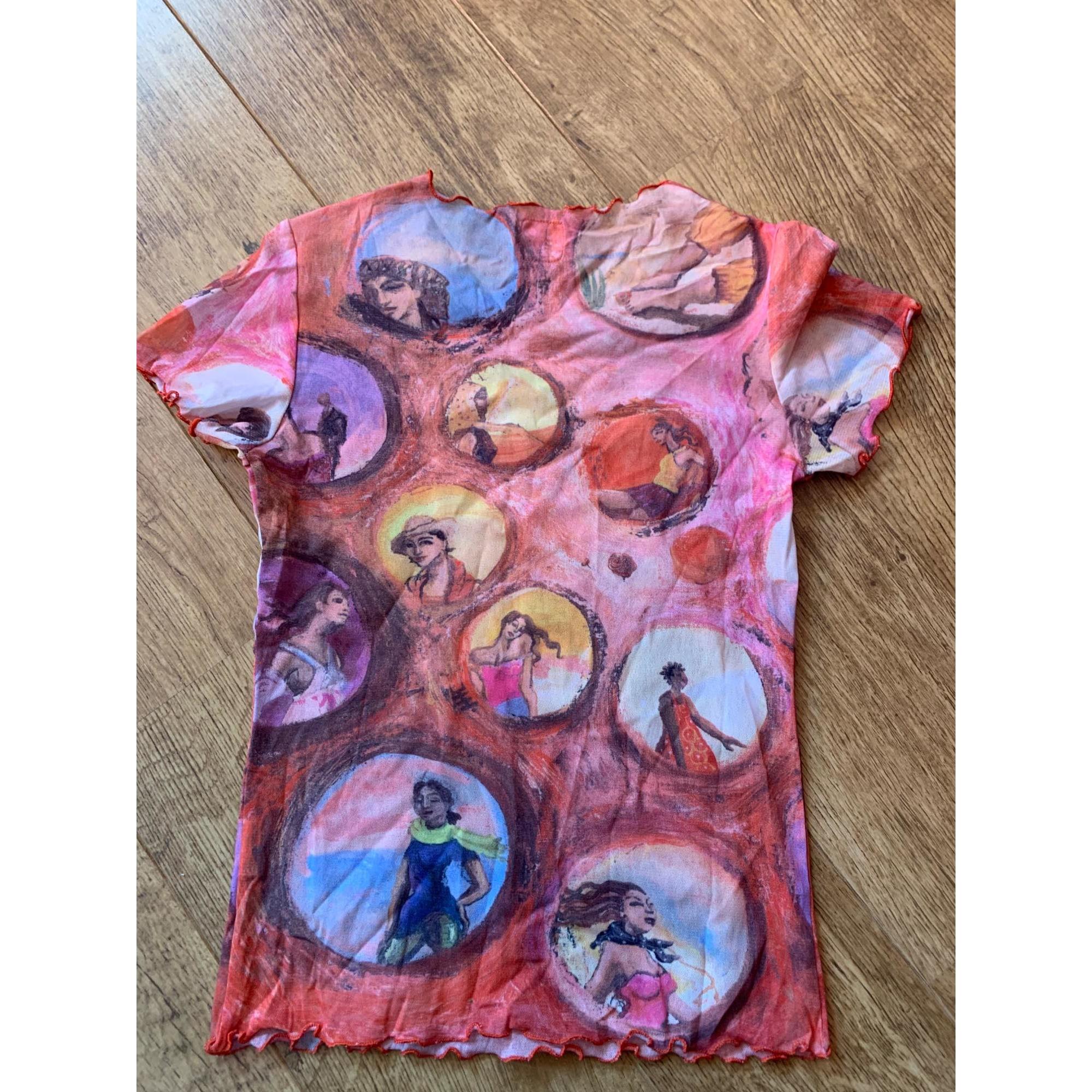 Top, tee-shirt AVENTURES DES TOILES Multicouleur