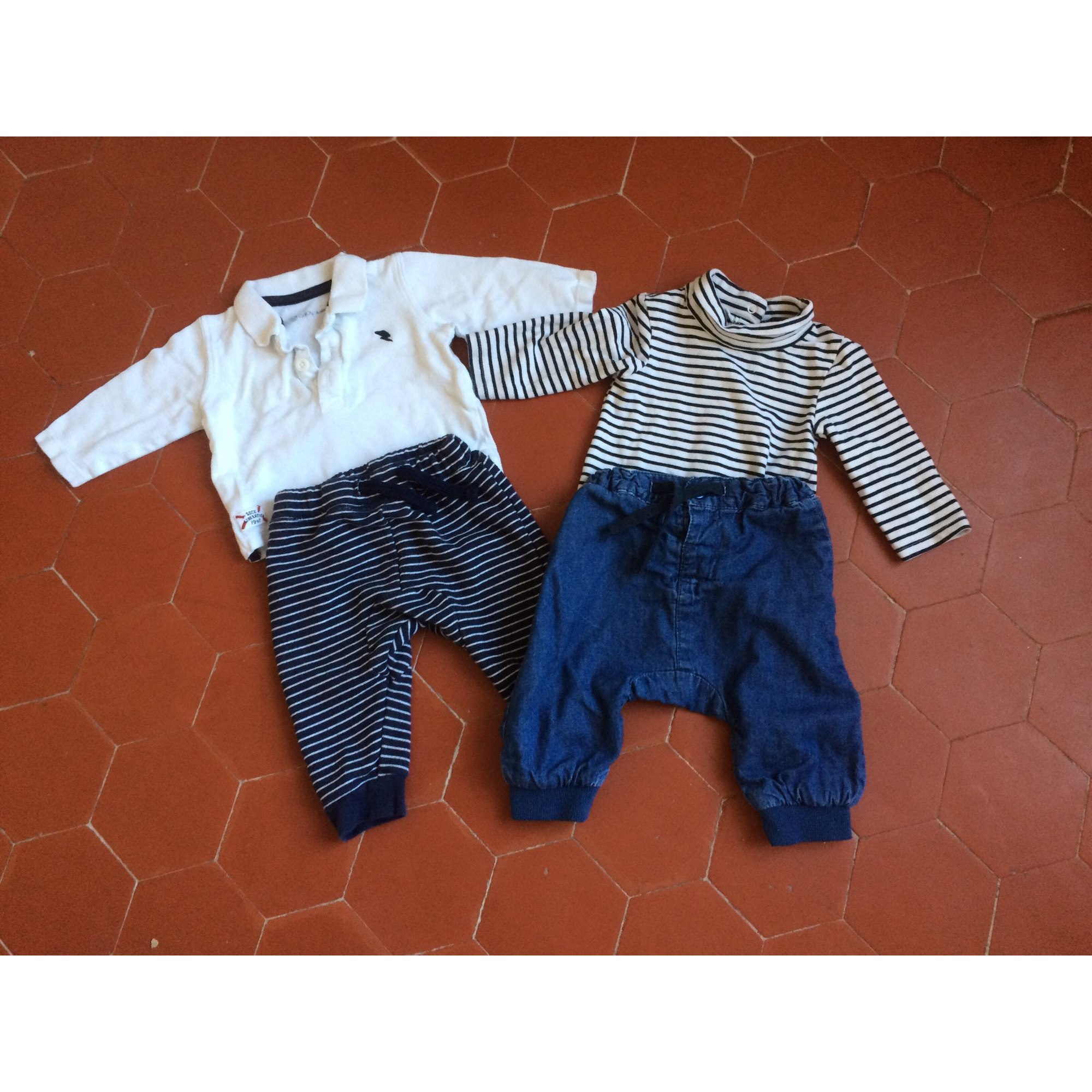Ensemble & Combinaison pantalon KIABI Multicouleur