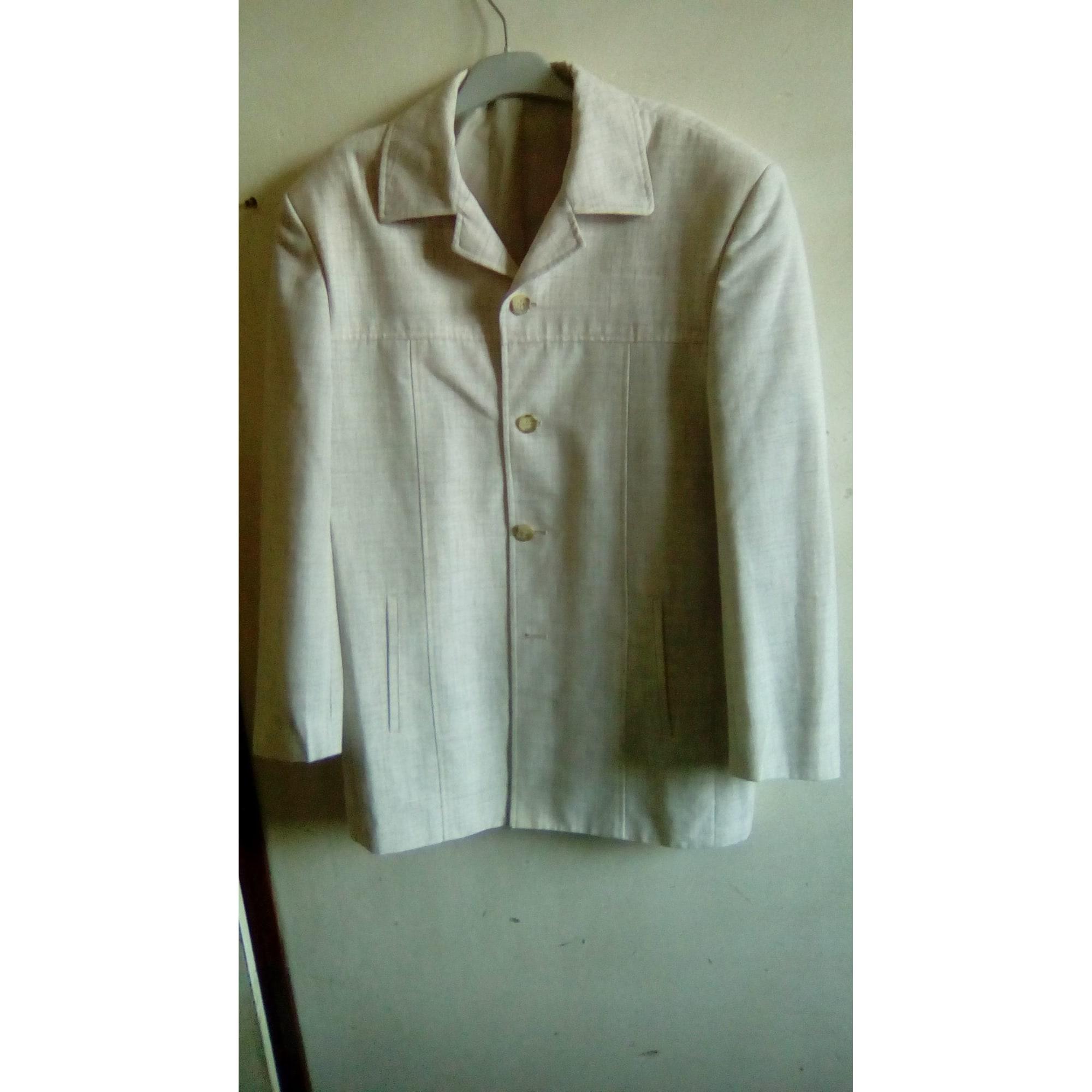 Costume complet PACO MORAVIA Blanc, blanc cassé, écru