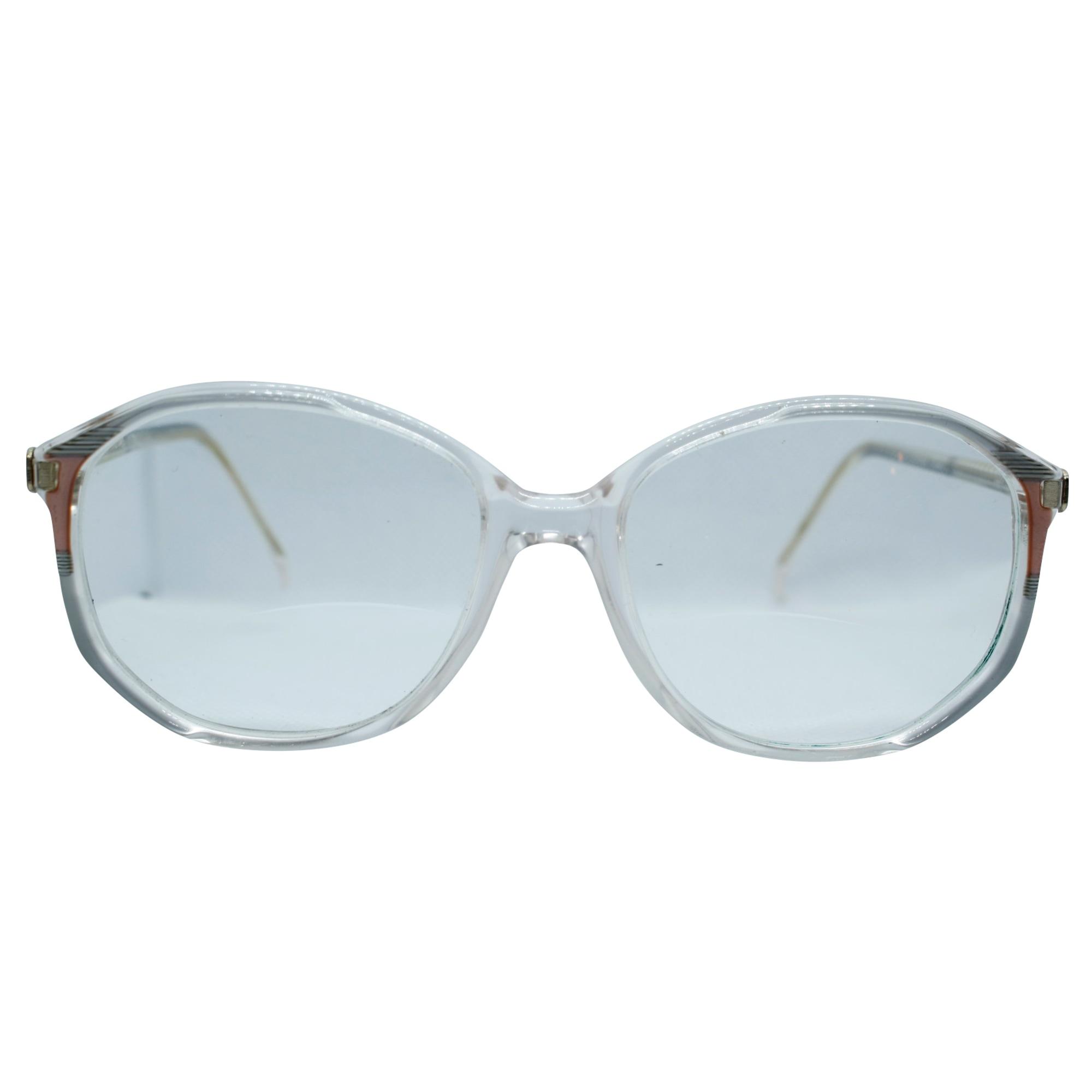 Monture de lunettes EMILIO PUCCI transparent