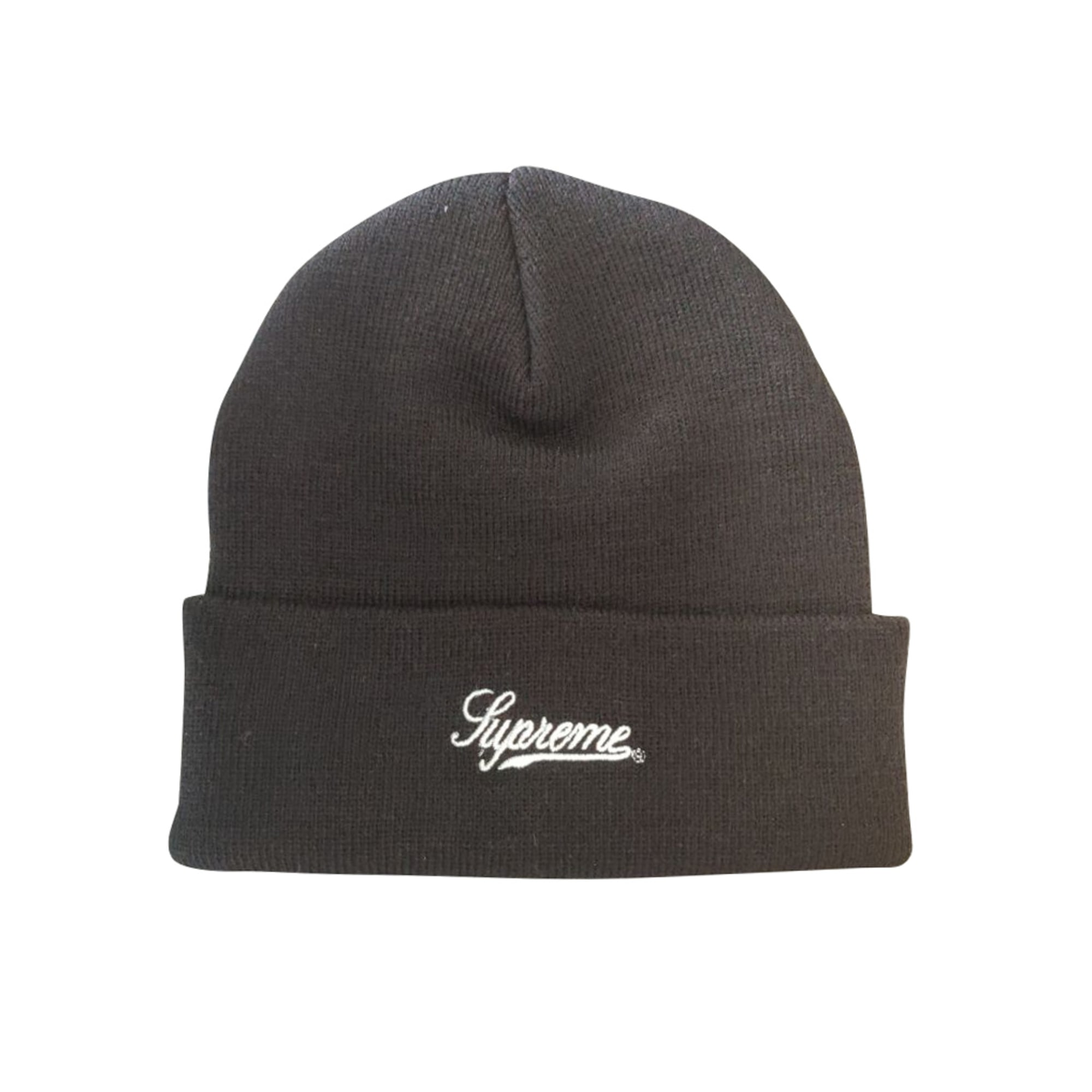Bonnet SUPREME Noir
