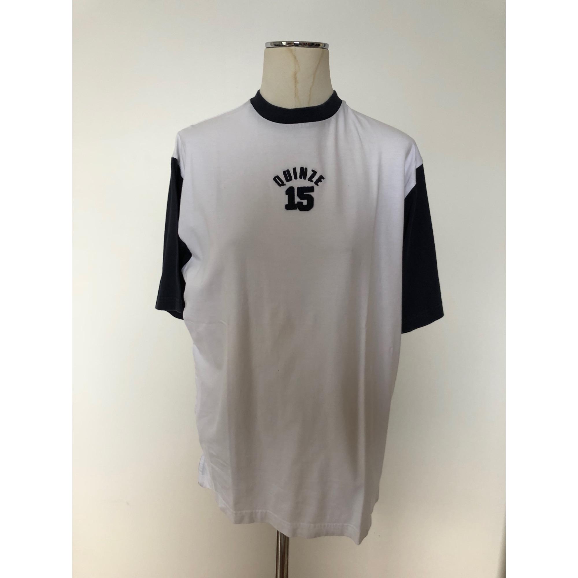 Tee-shirt SERGE BLANCO Blanc, blanc cassé, écru