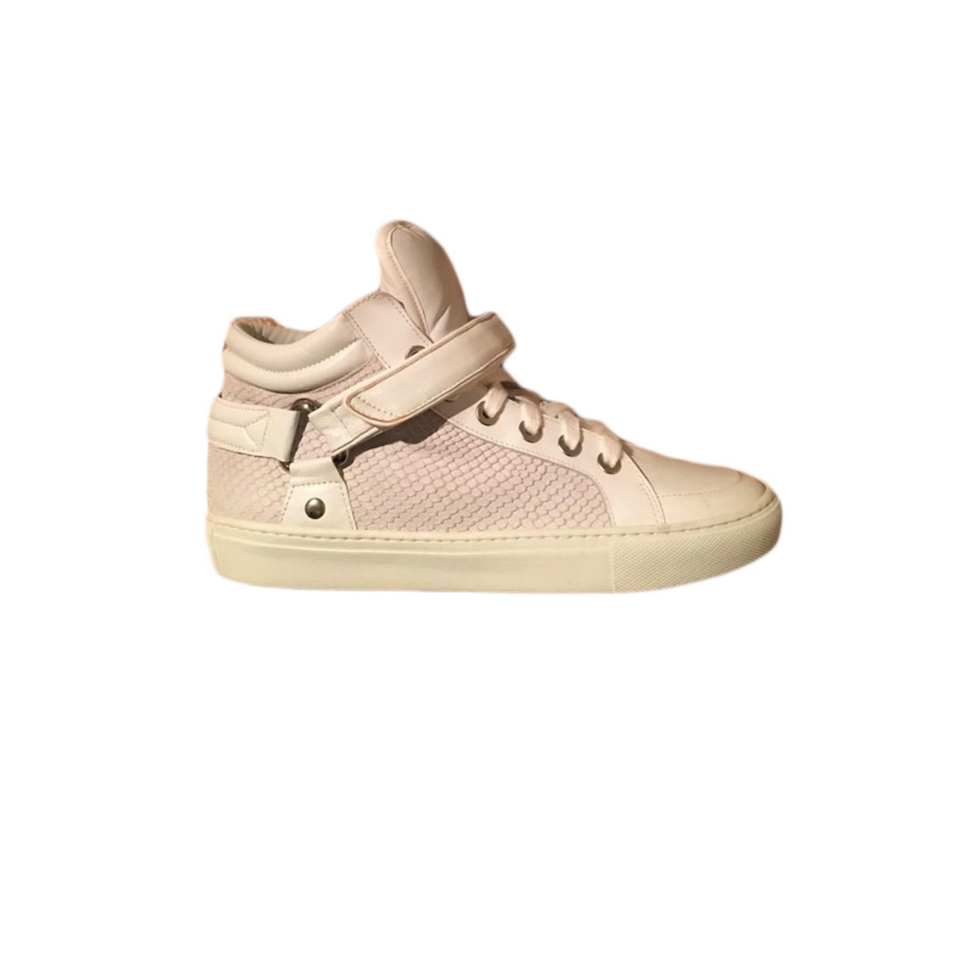 Chaussures de sport MAJE Blanc, blanc cassé, écru