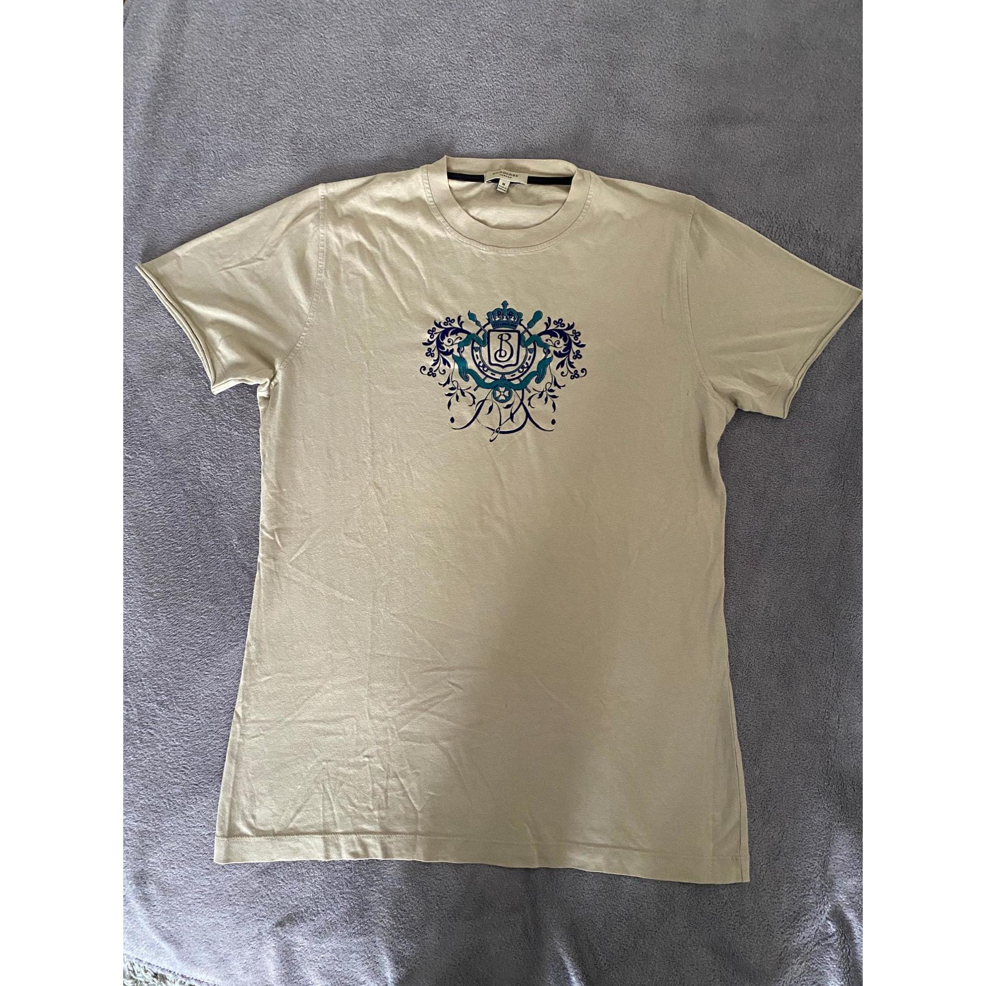Tee-shirt BURBERRY Beige, camel