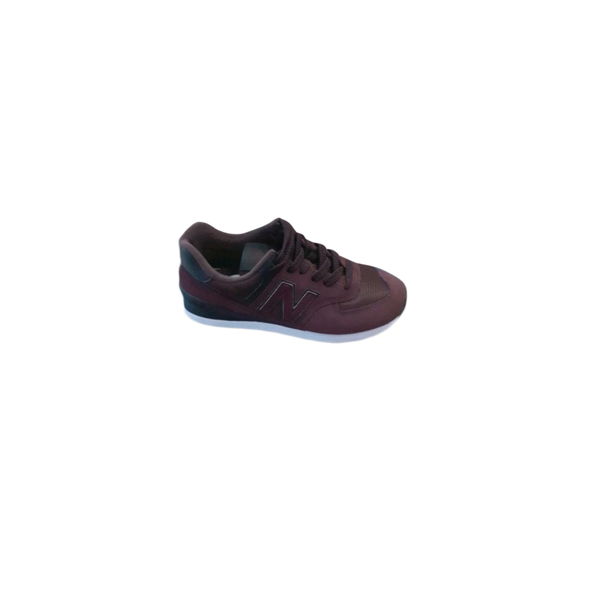 Chaussures de sport NEW BALANCE Rouge, bordeaux