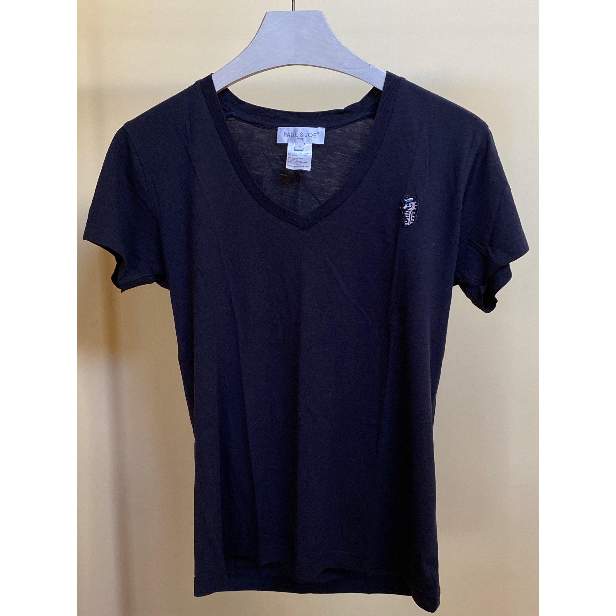 Tee-shirt PAUL & JOE Bleu, bleu marine, bleu turquoise