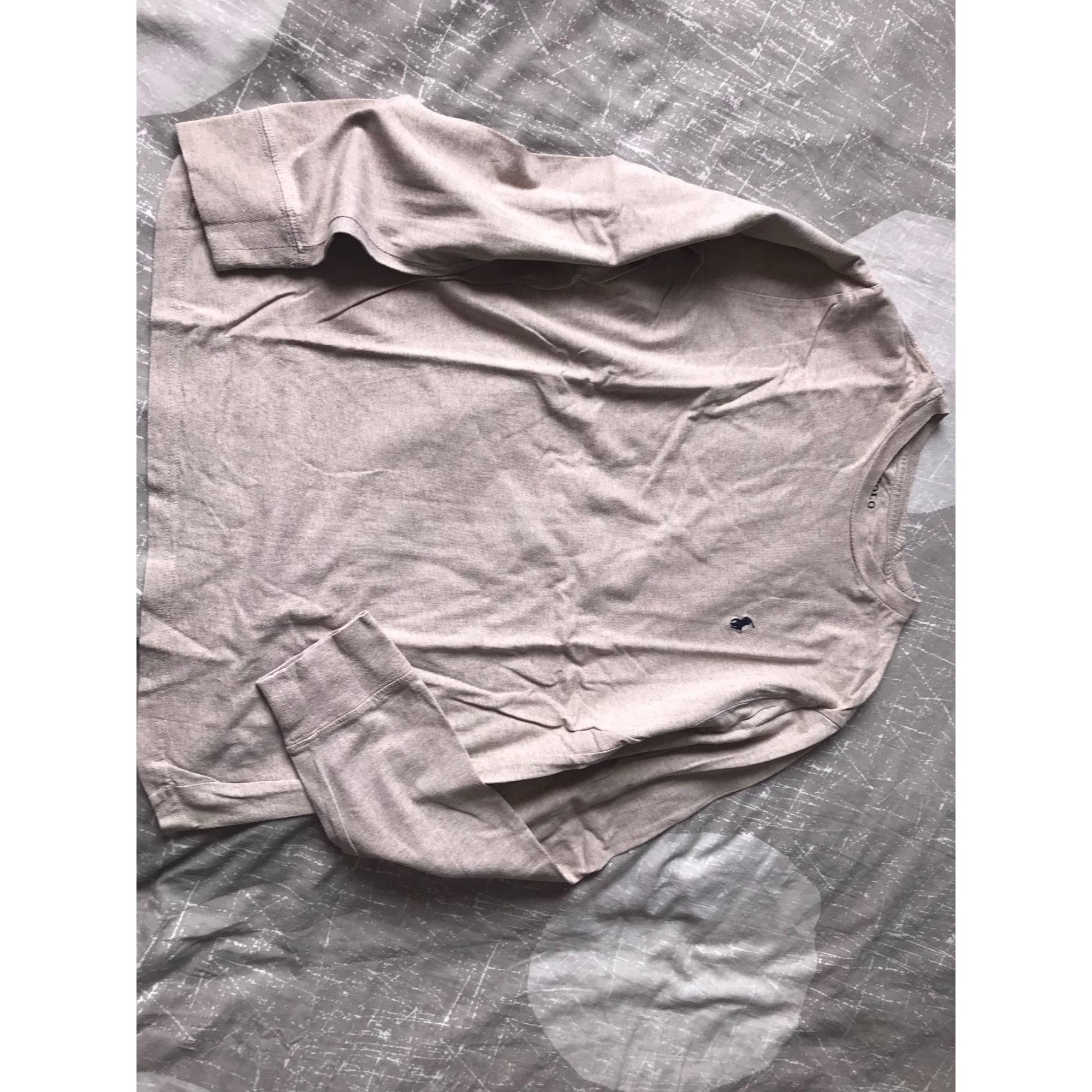 Top, Tee-shirt RALPH LAUREN Beige, camel