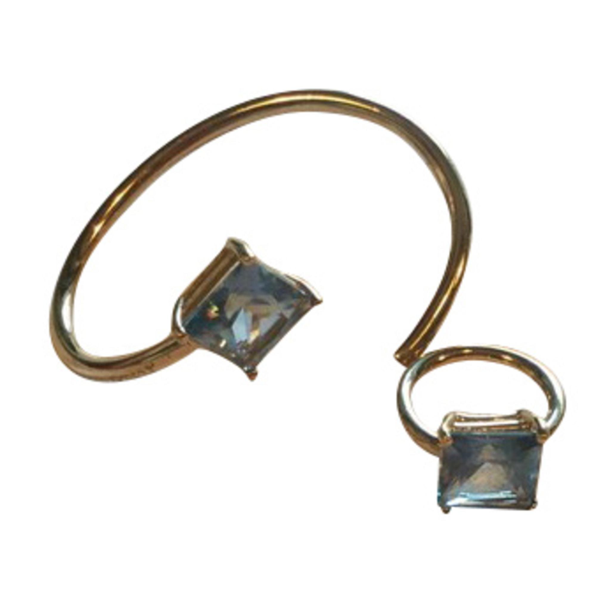 Parure bijoux FURLA Bleu, bleu marine, bleu turquoise