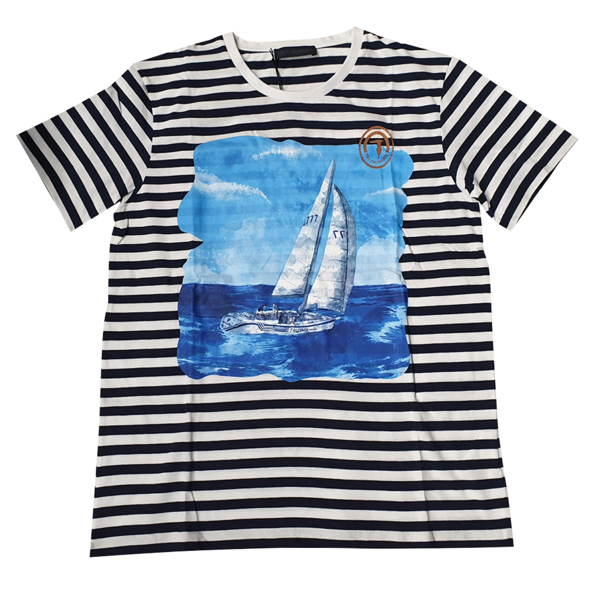 Tee-shirt TRUSSARDI Multicouleur