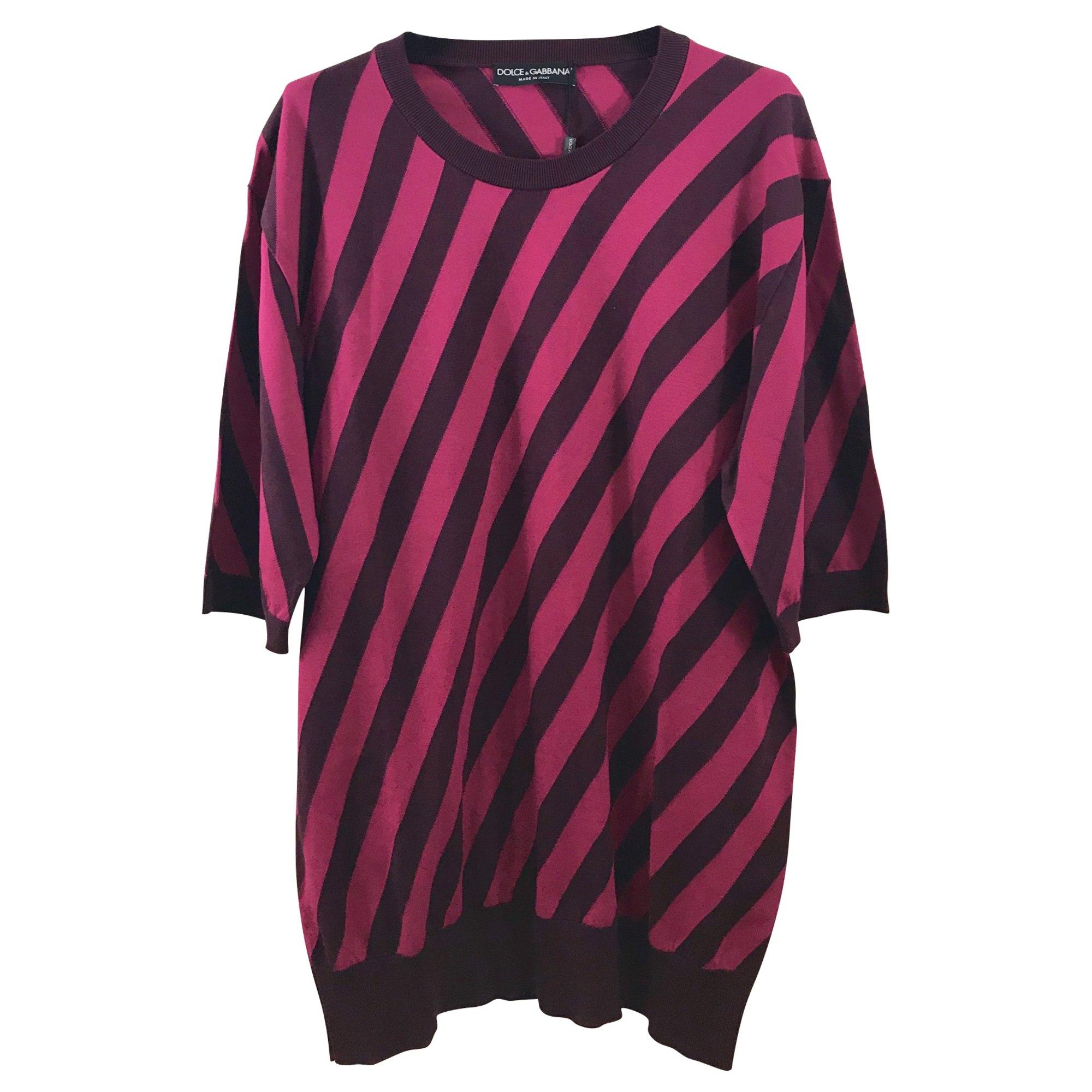 Tee-shirt DOLCE & GABBANA Multicouleur