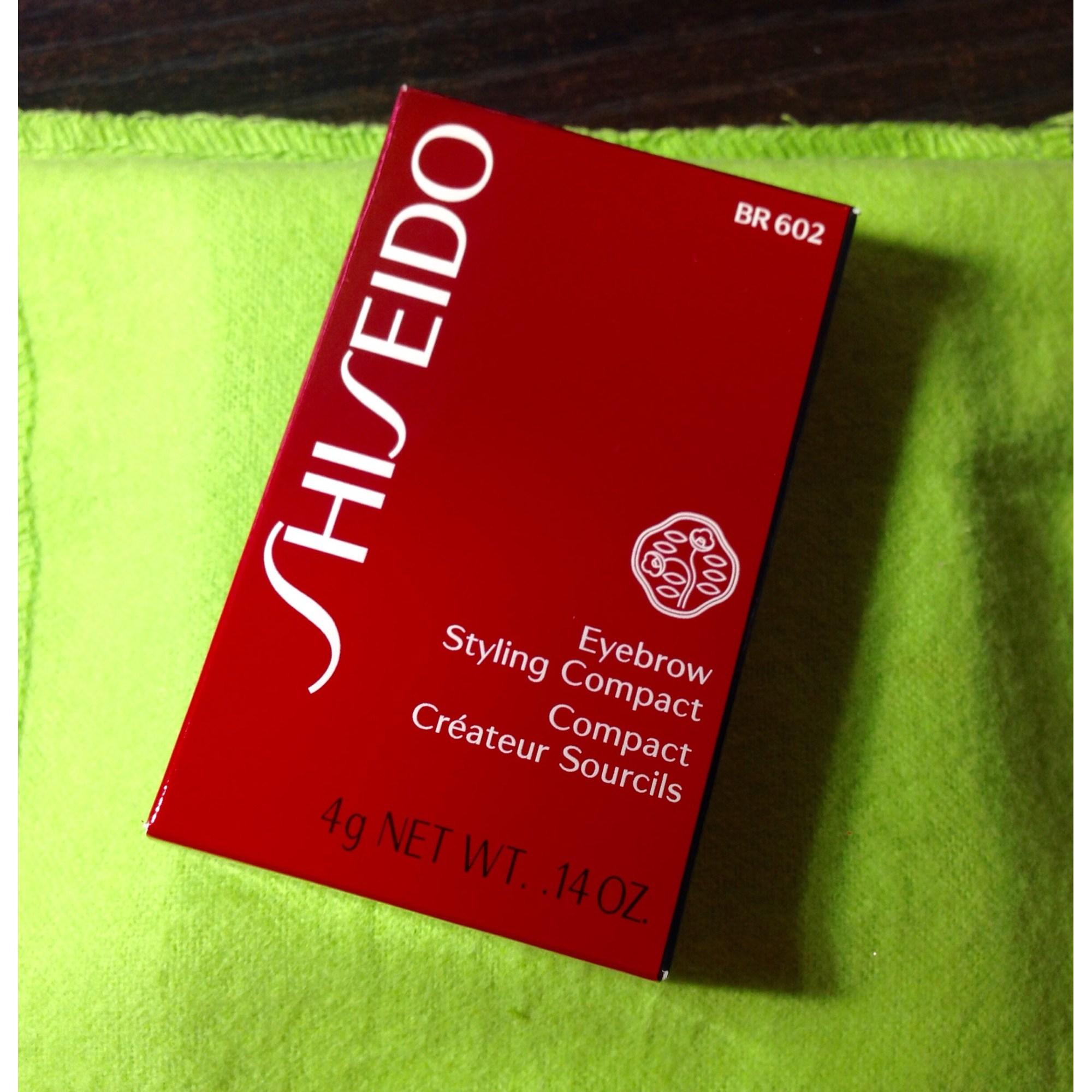 Kit de maquillage SHISEIDO BR602