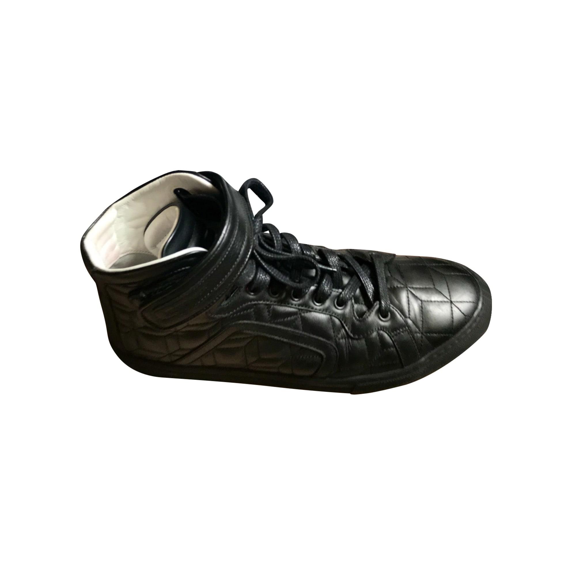 Baskets PIERRE HARDY Noir