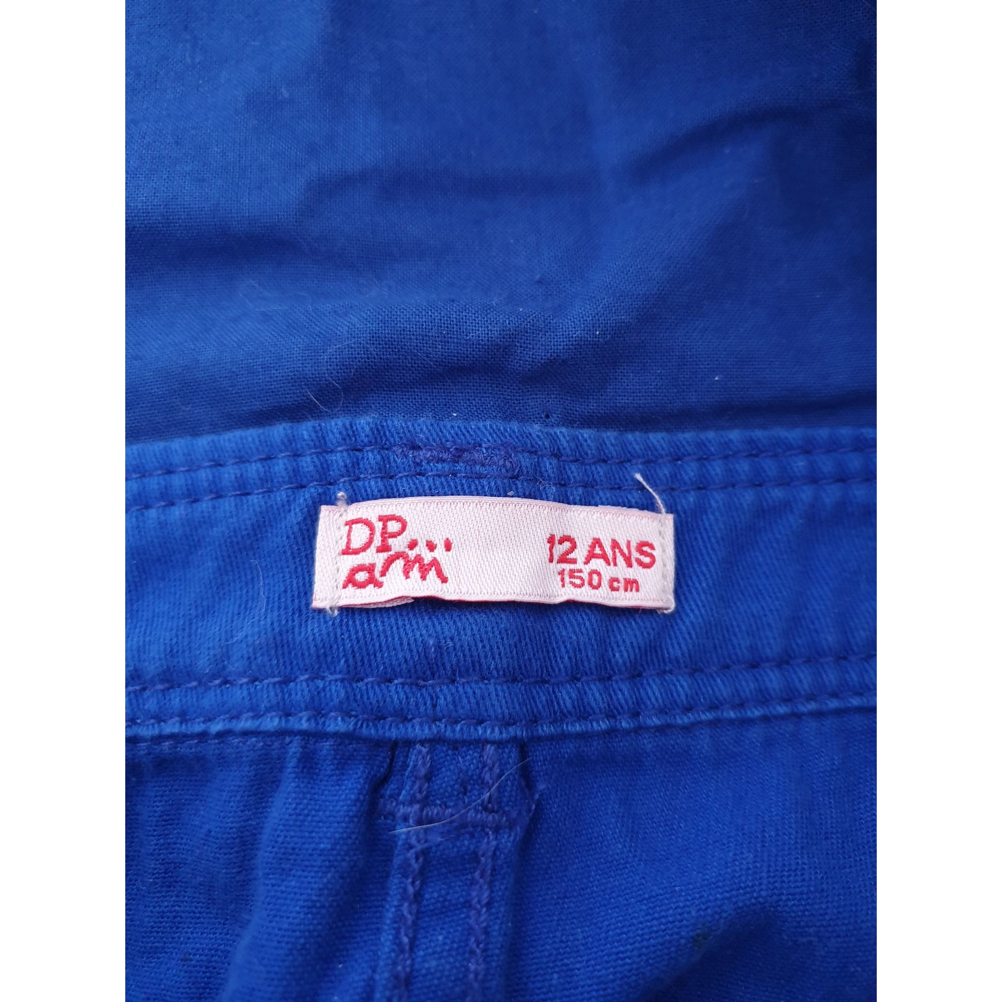 Salopette jupe DU PAREIL AU MÊME DPAM Bleu, bleu marine, bleu turquoise