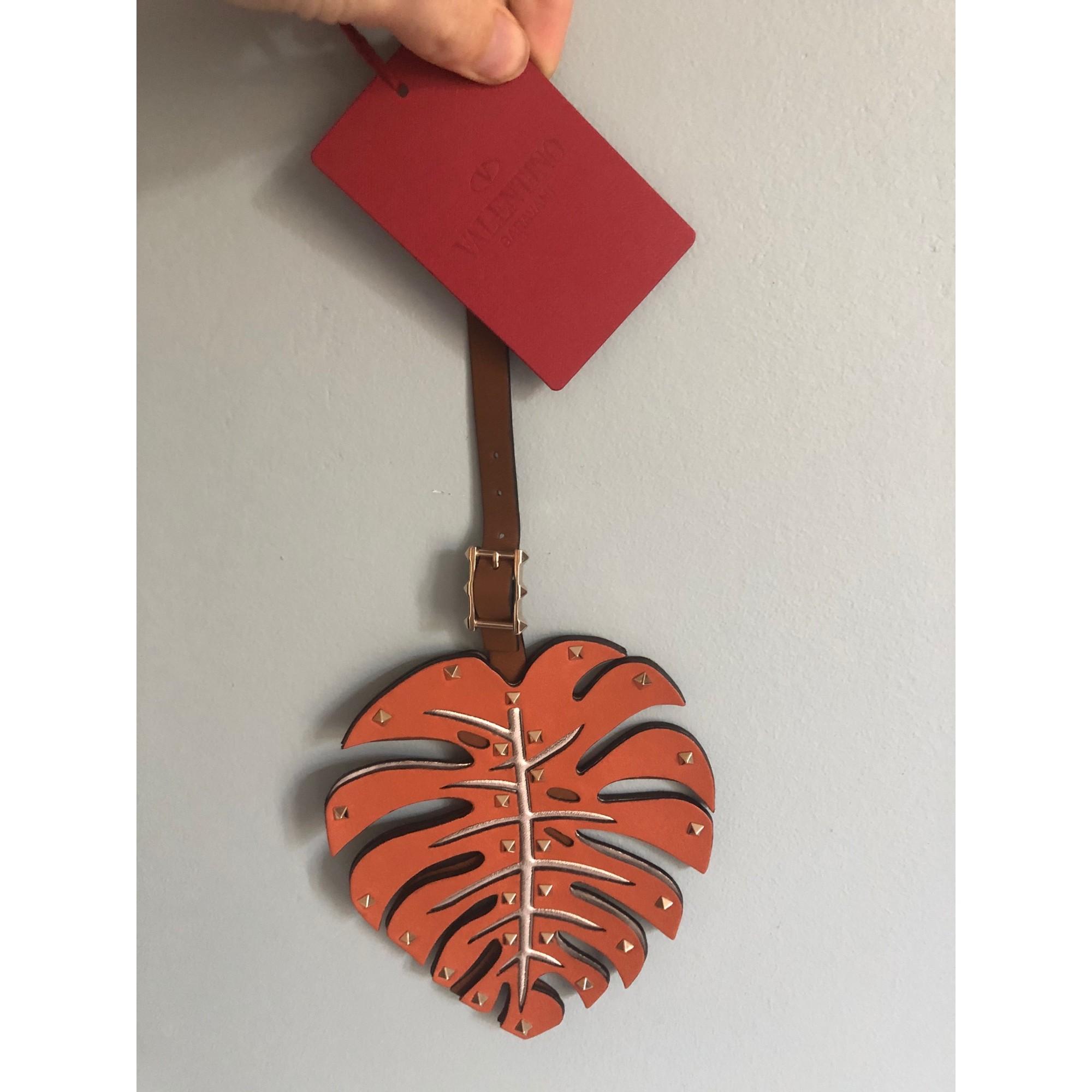 Porte-clés VALENTINO Orange