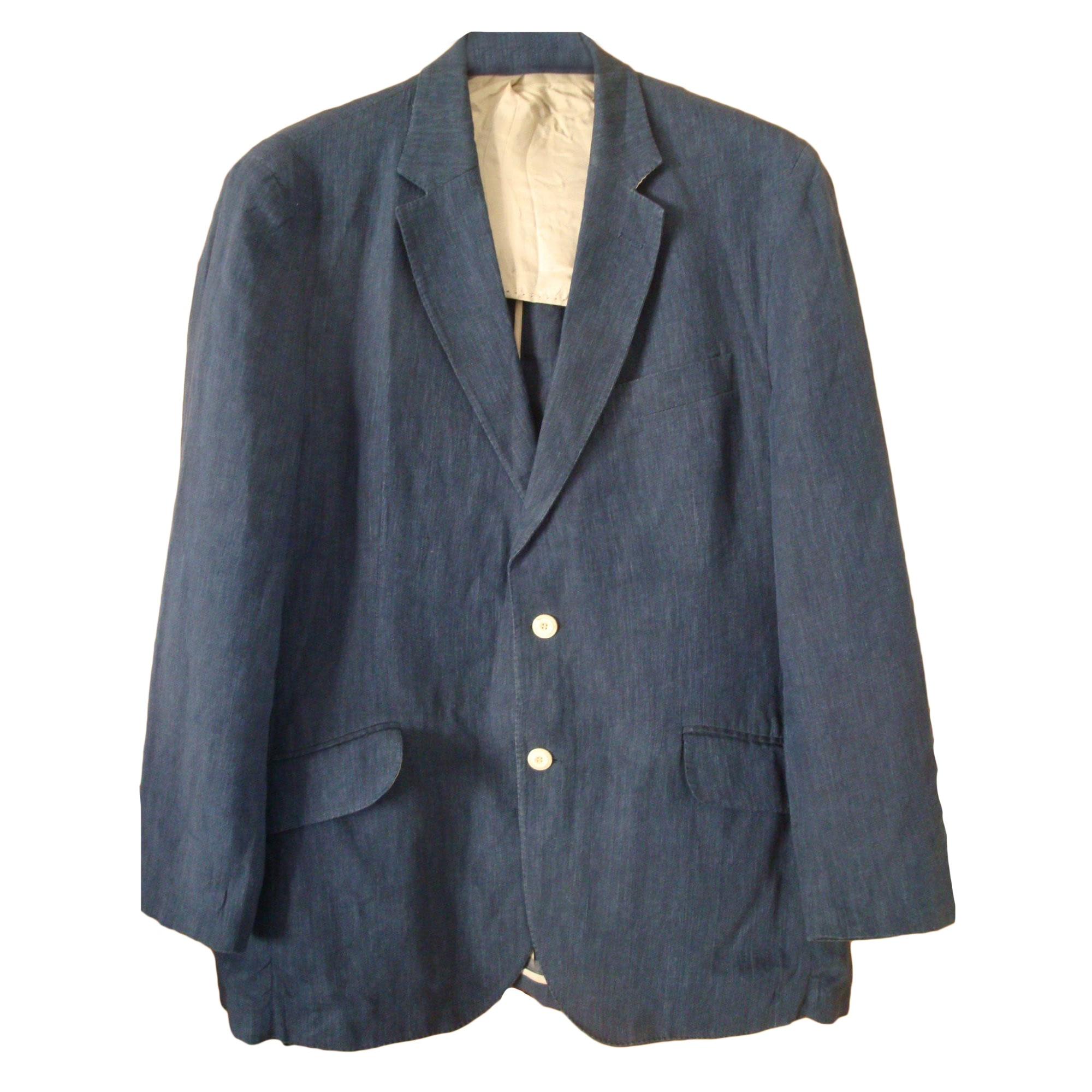 Veste HACKETT Bleu, bleu marine, bleu turquoise