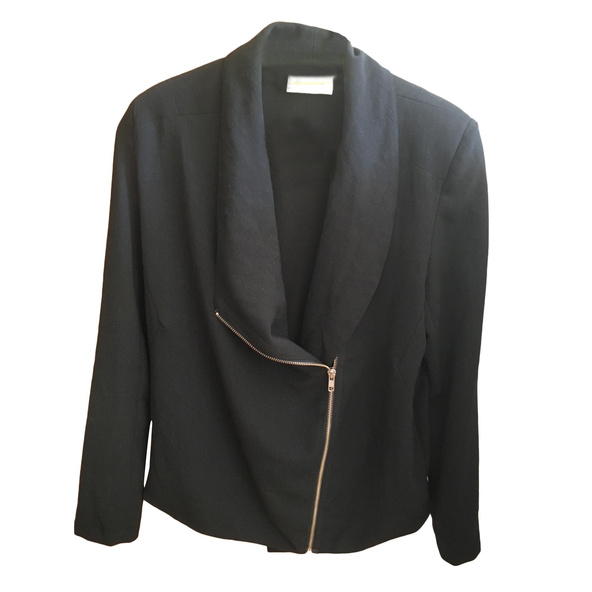 Blazer, veste tailleur AMERICAN VINTAGE Noir