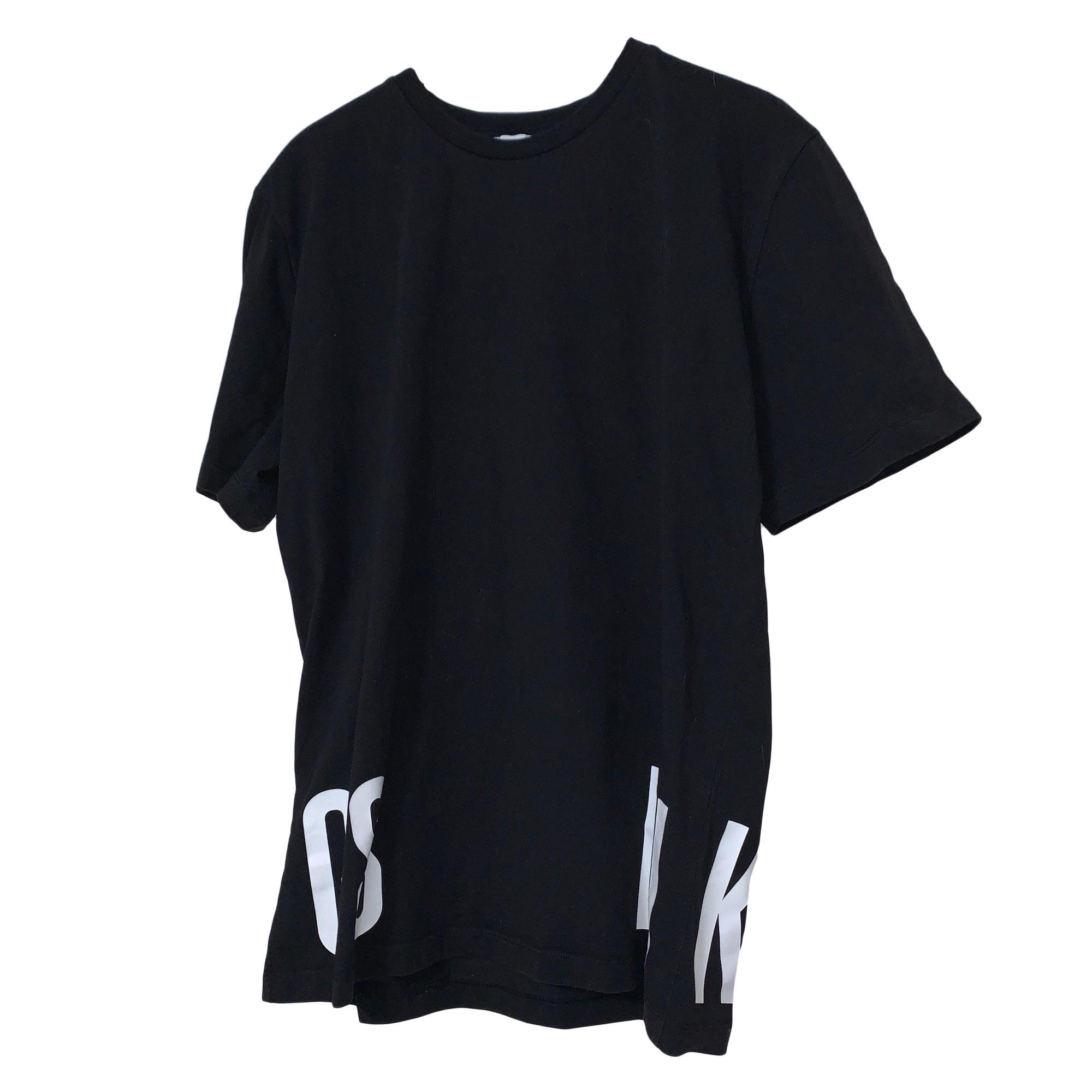 Tee-shirt DIRK BIKKEMBERGS Noir