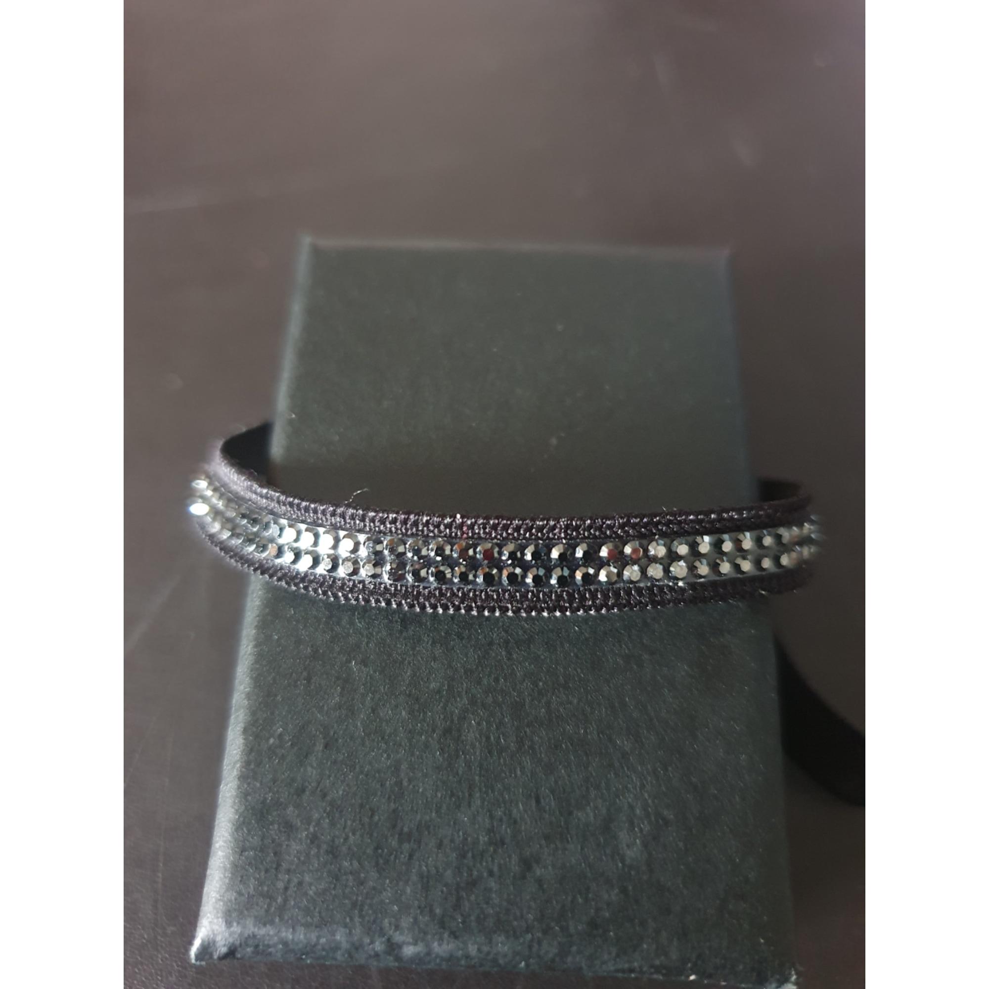 Bracelet LES INTERCHANGEABLES Noir