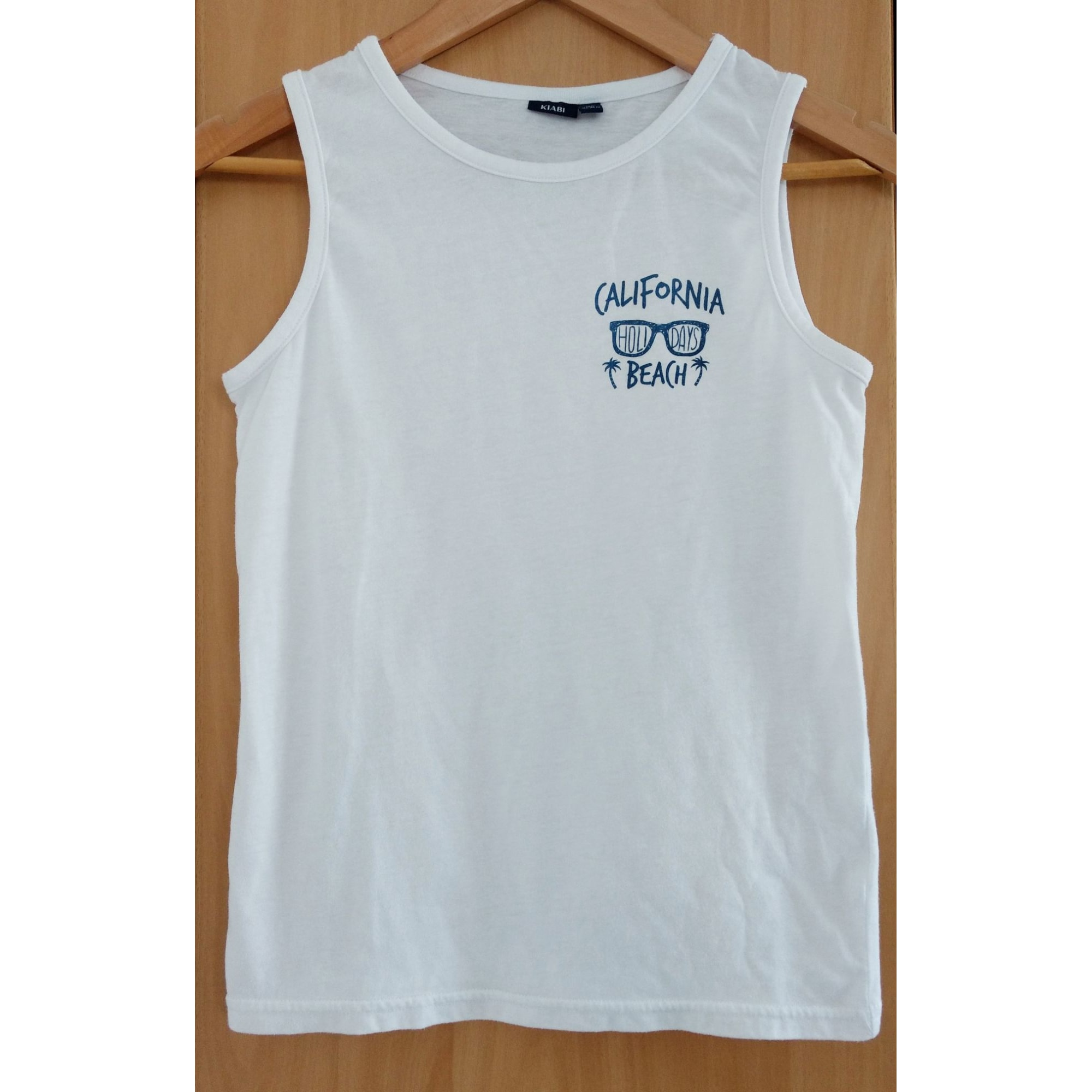 Tee-shirt KIA Blanc, blanc cassé, écru
