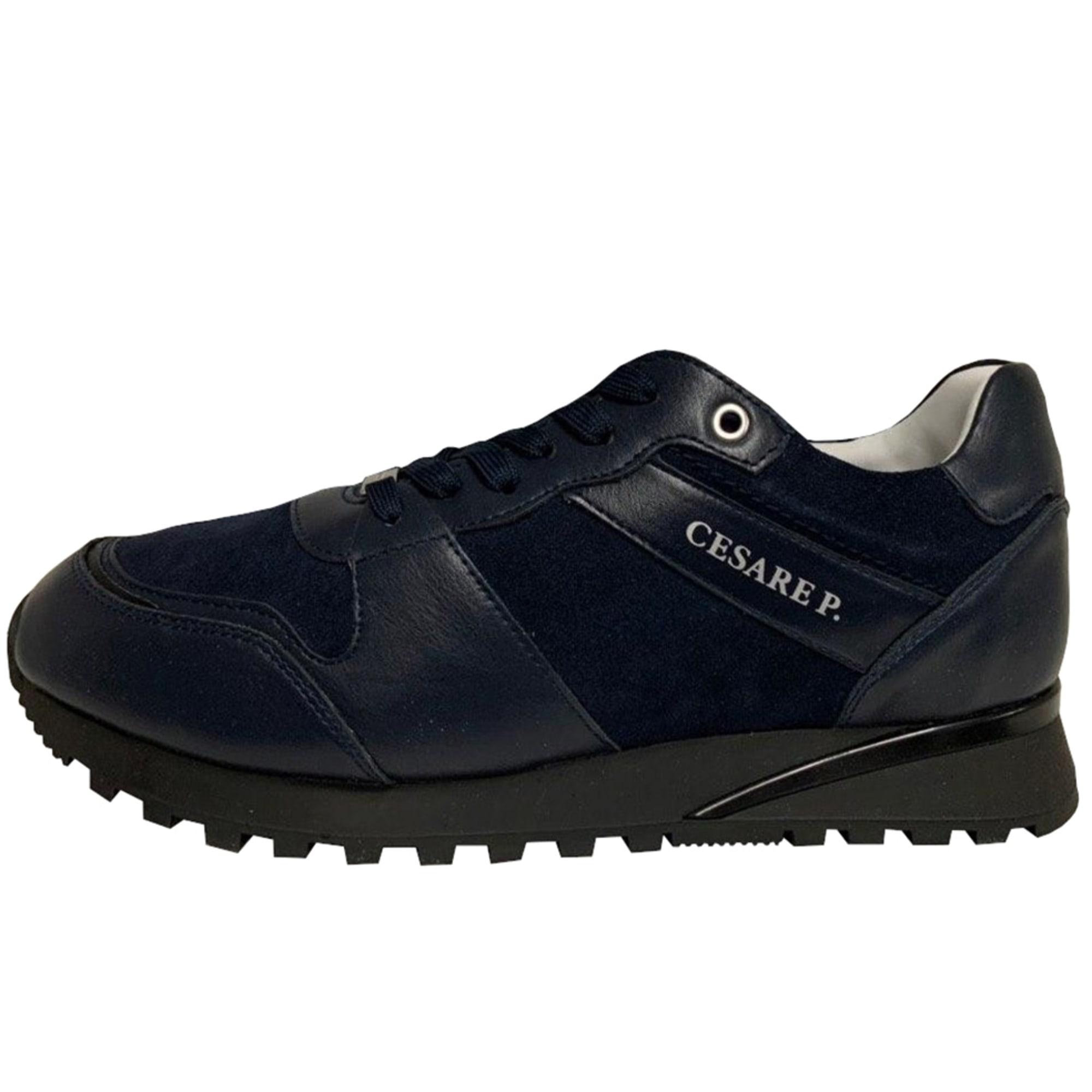 Chaussures de sport CESARE PACIOTTI Bleu, bleu marine, bleu turquoise