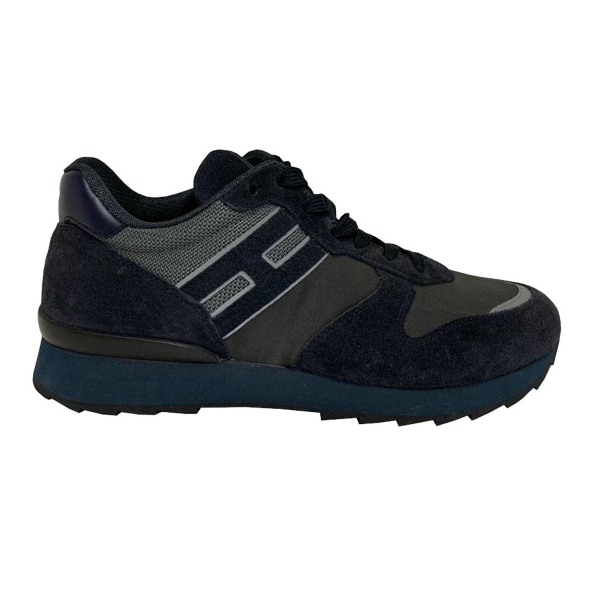 Chaussures de sport HOGAN Bleu, bleu marine, bleu turquoise