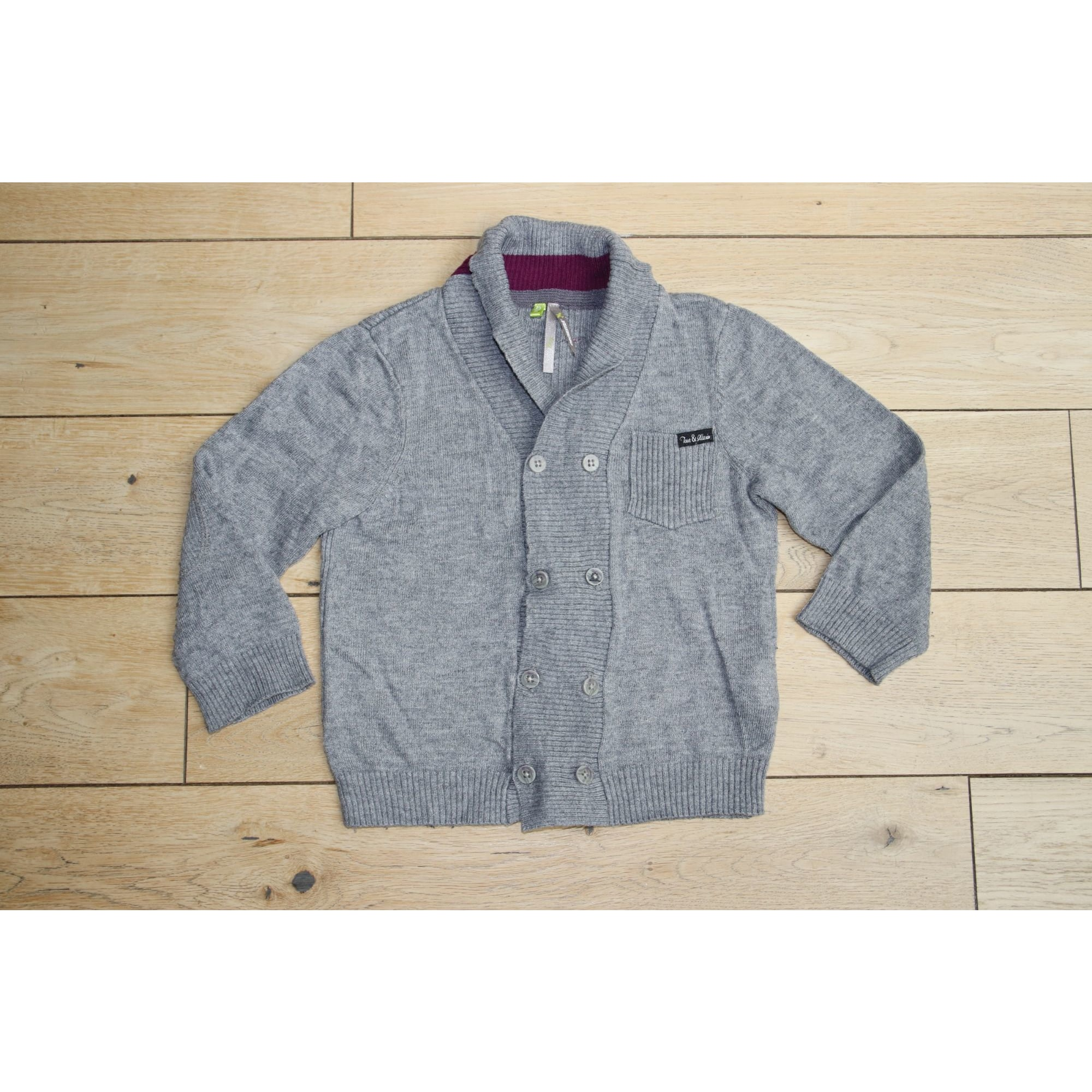 Gilet, cardigan ORCHESTRA Gris, anthracite