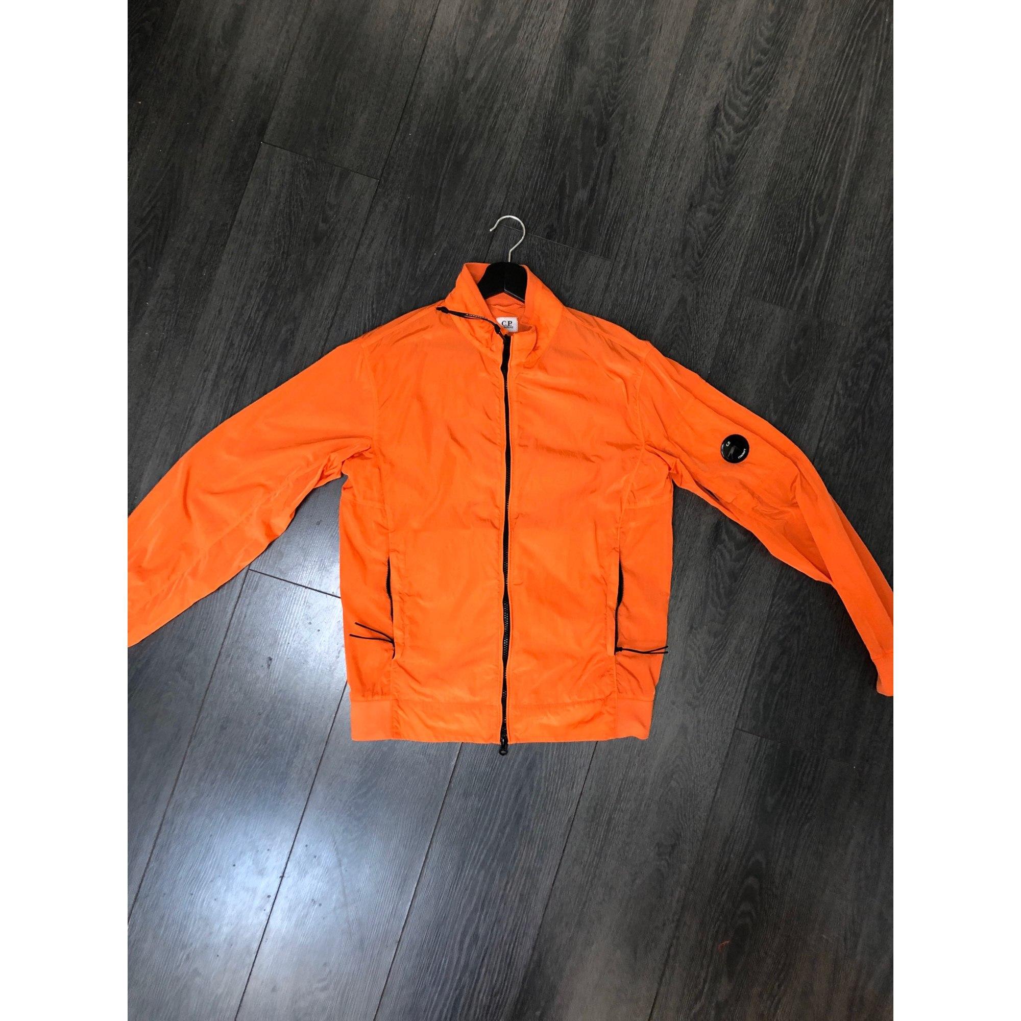 Coupe-vent CP COMPANY Orange
