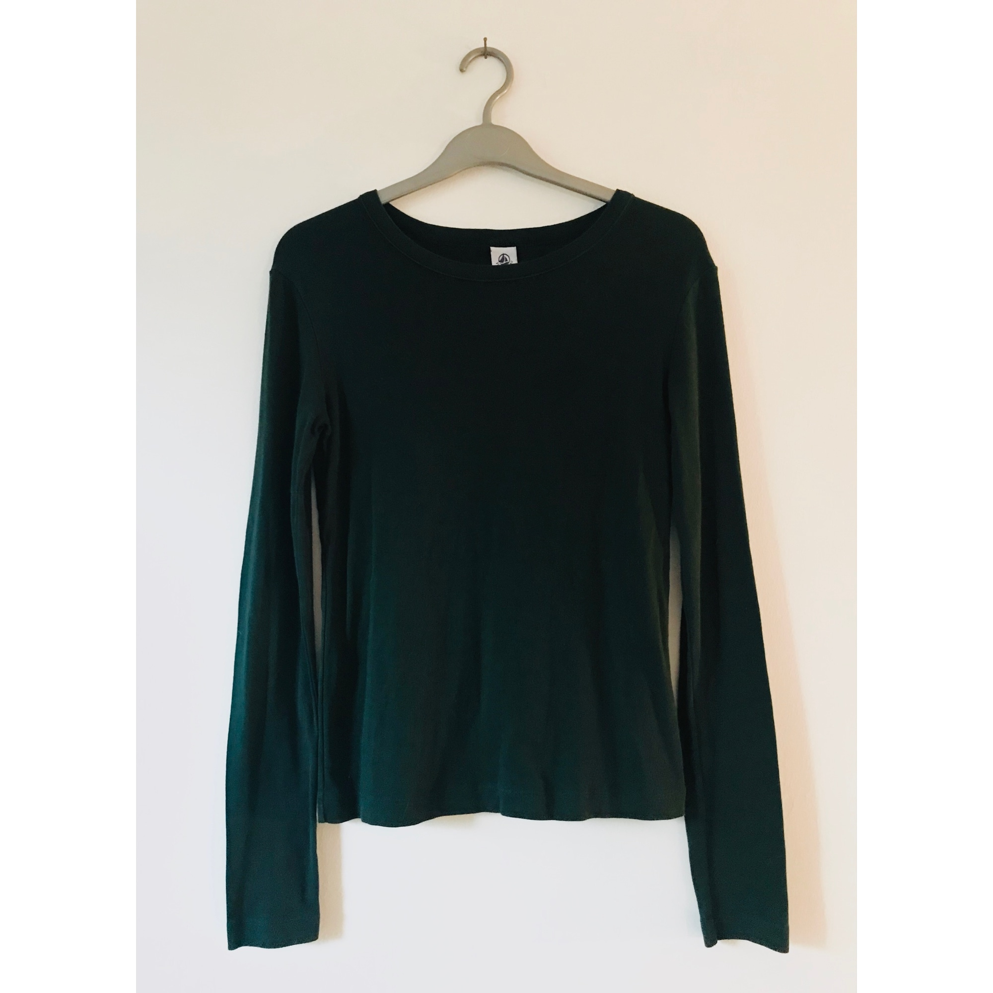 Top, tee-shirt PETIT BATEAU Vert