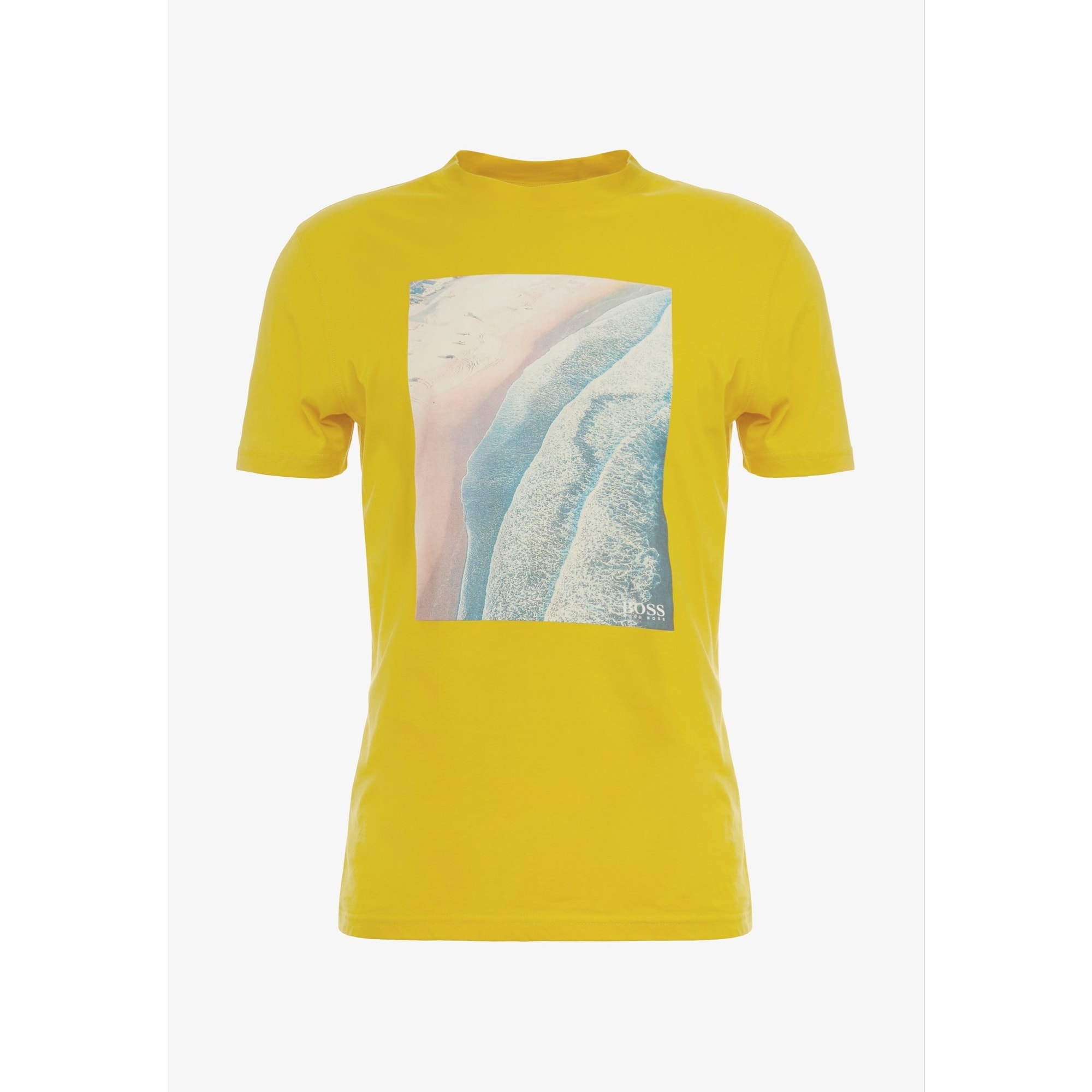 Tee-shirt HUGO BOSS Jaune