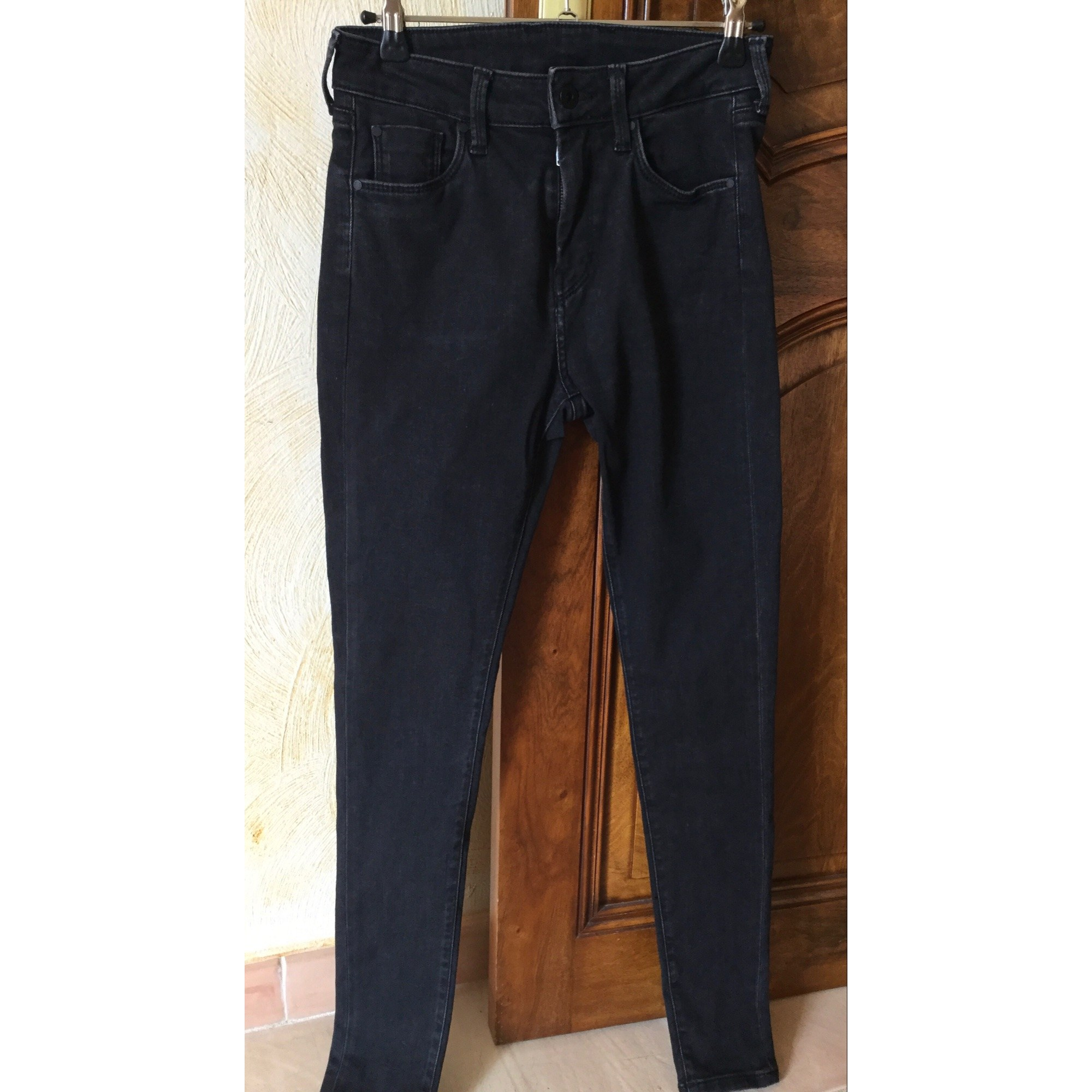 Jeans slim PEPE JEANS Noir