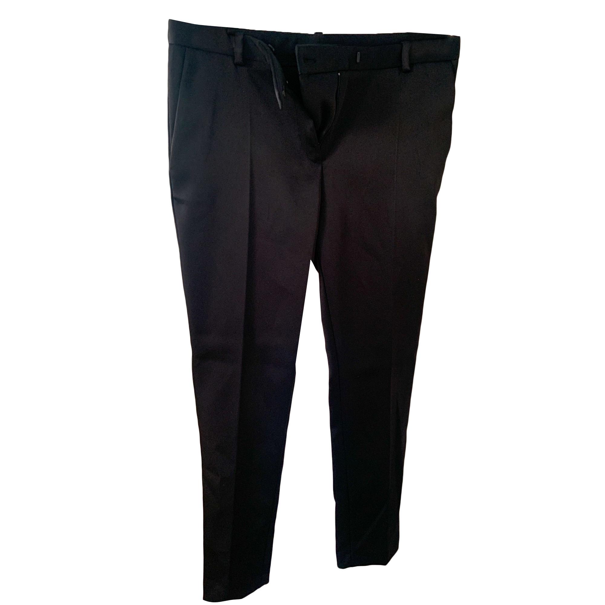 Tailleur pantalon MAJE Noir