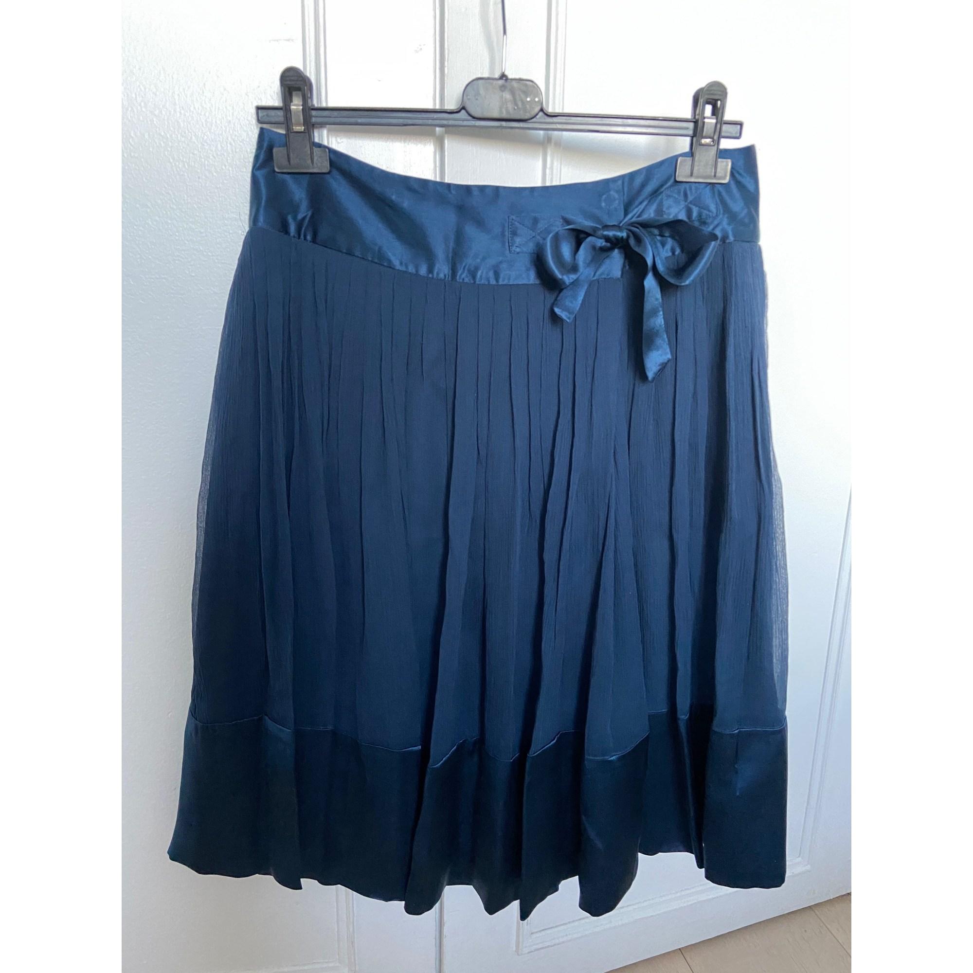 Jupe courte LES PETITES... Bleu, bleu marine, bleu turquoise