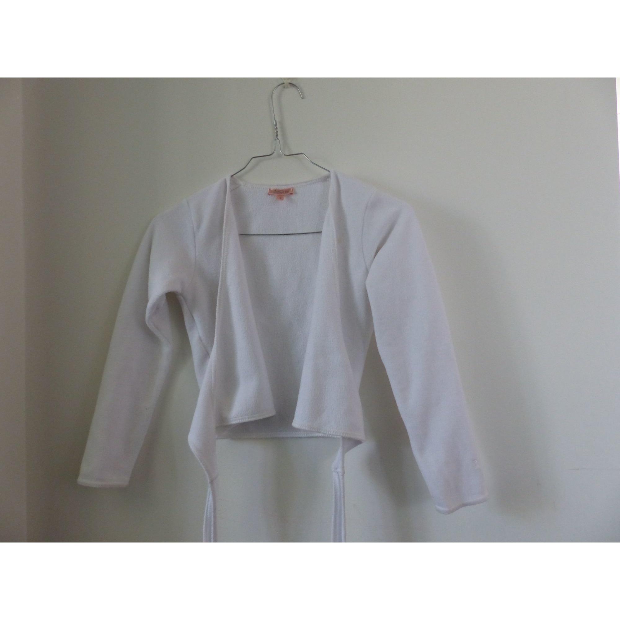 Top, Tee-shirt REPETTO Blanc, blanc cassé, écru