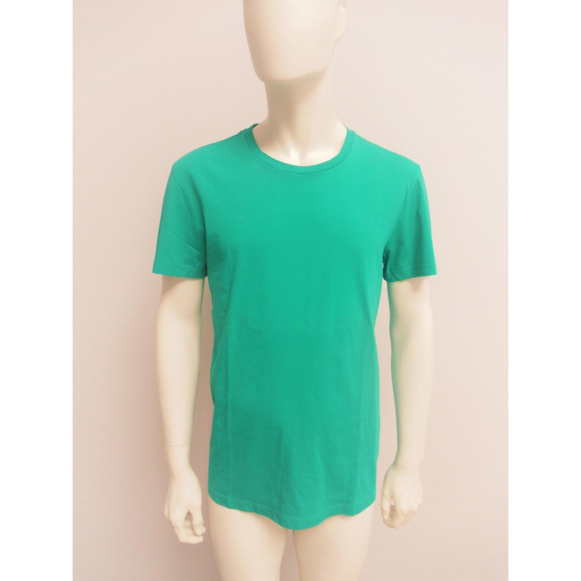 Tee-shirt CLOSED Vert