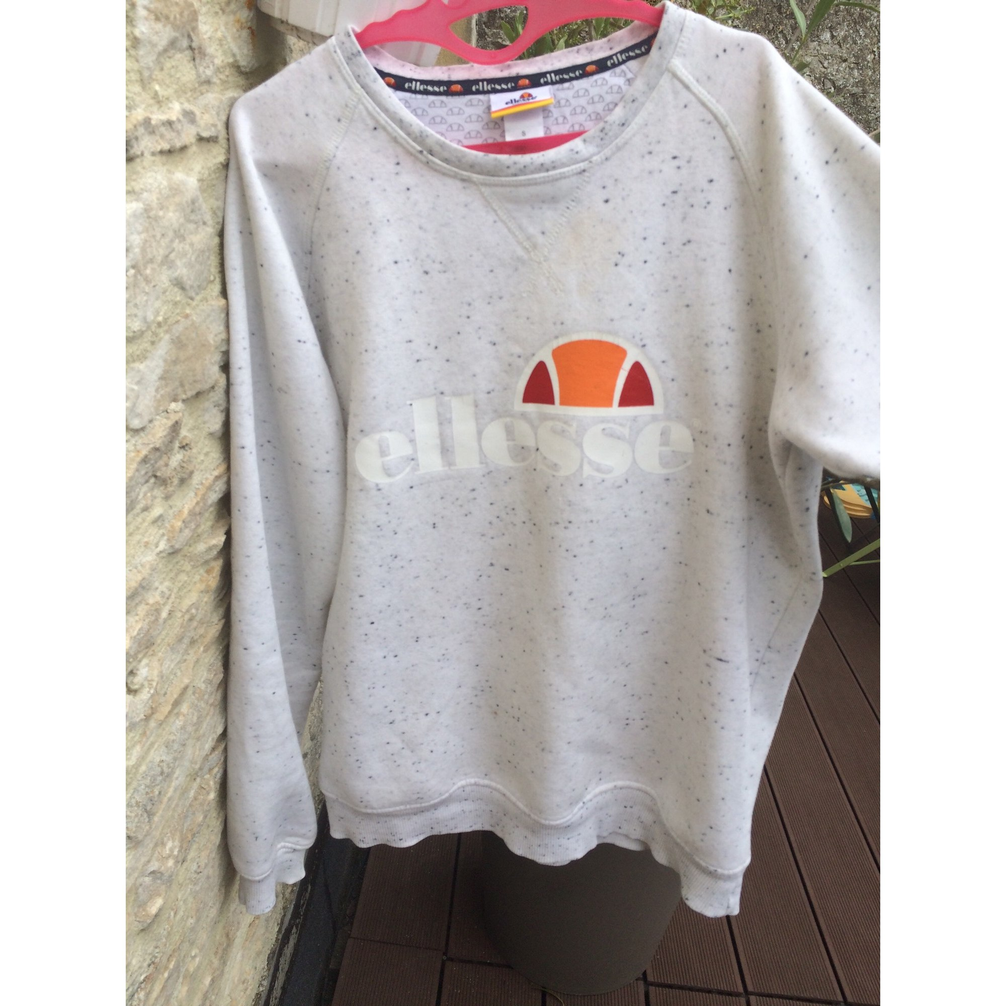 Sweat ELLESSE Gris, anthracite