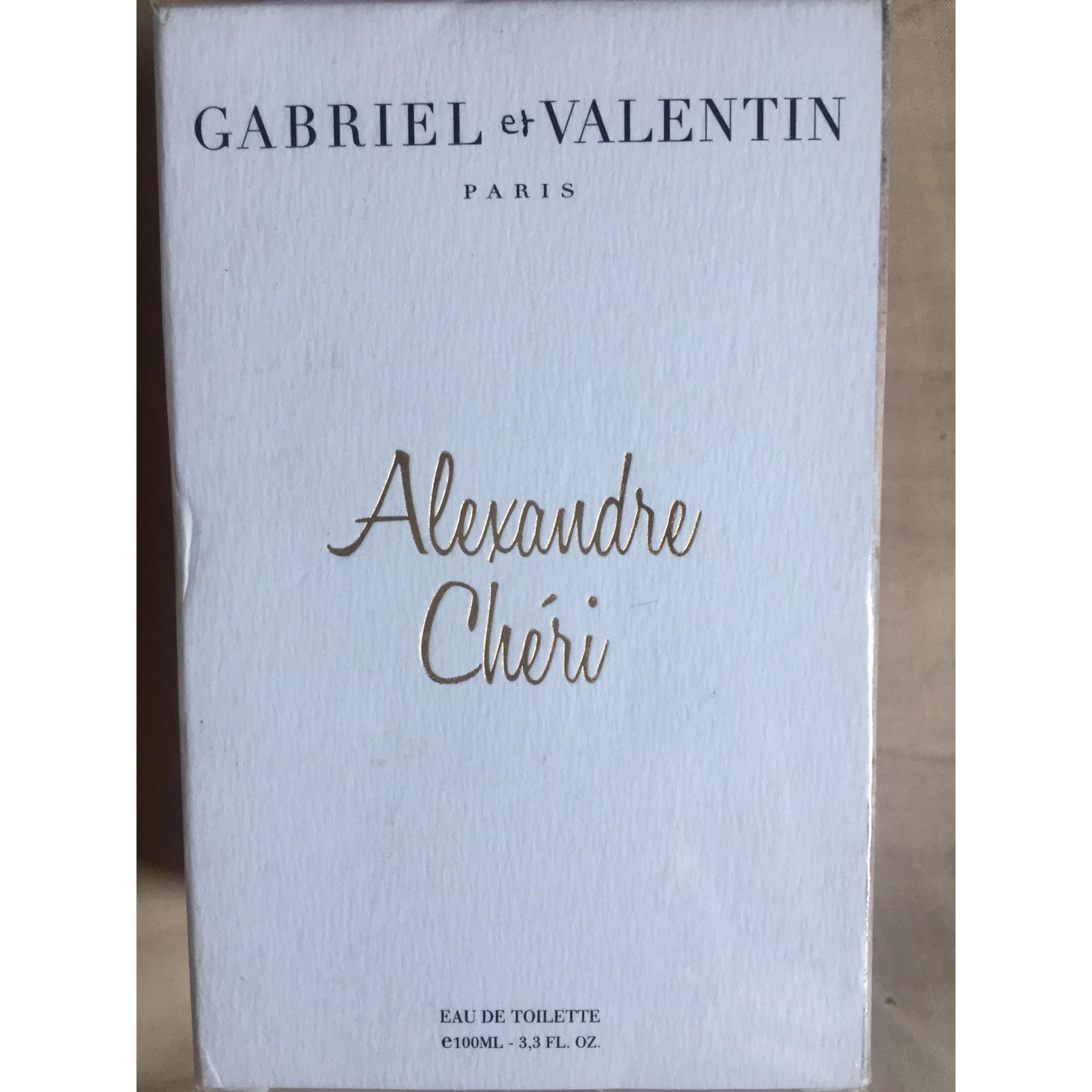 Parfum garçon GABRIEL ET VALENTIN