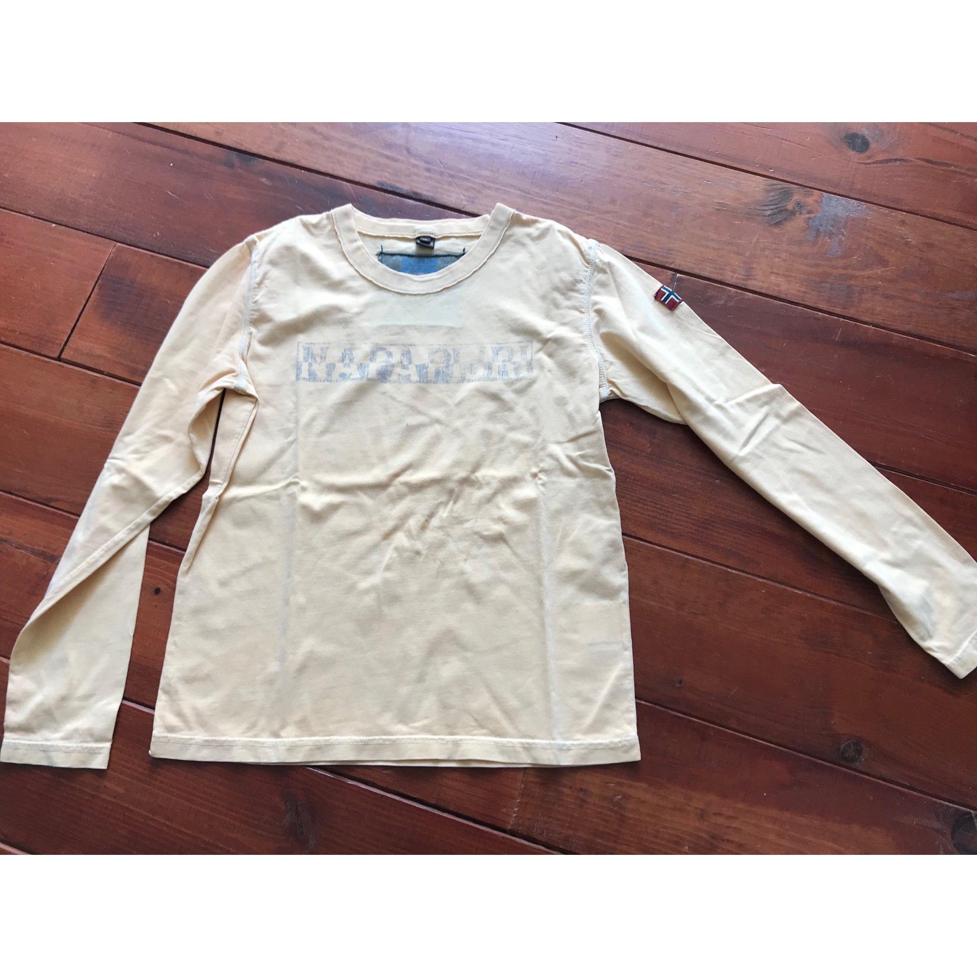 Tee-shirt NAPAPIJRI Saumon