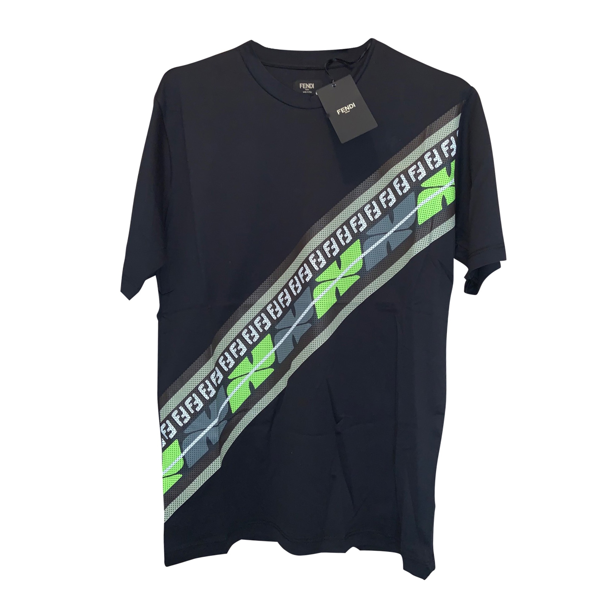 Tee-shirt FENDI Noir
