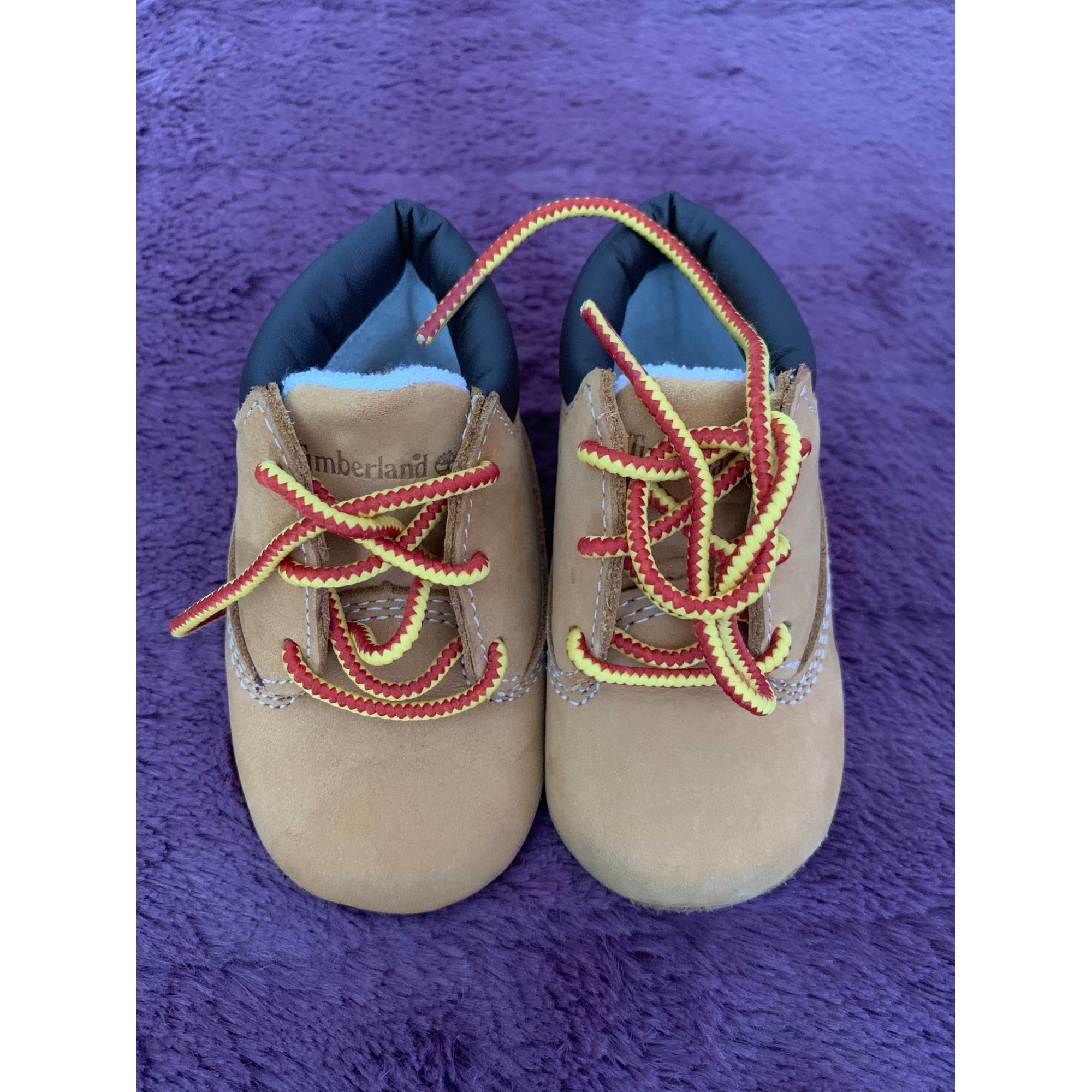 Chaussons TIMBERLAND Beige, camel
