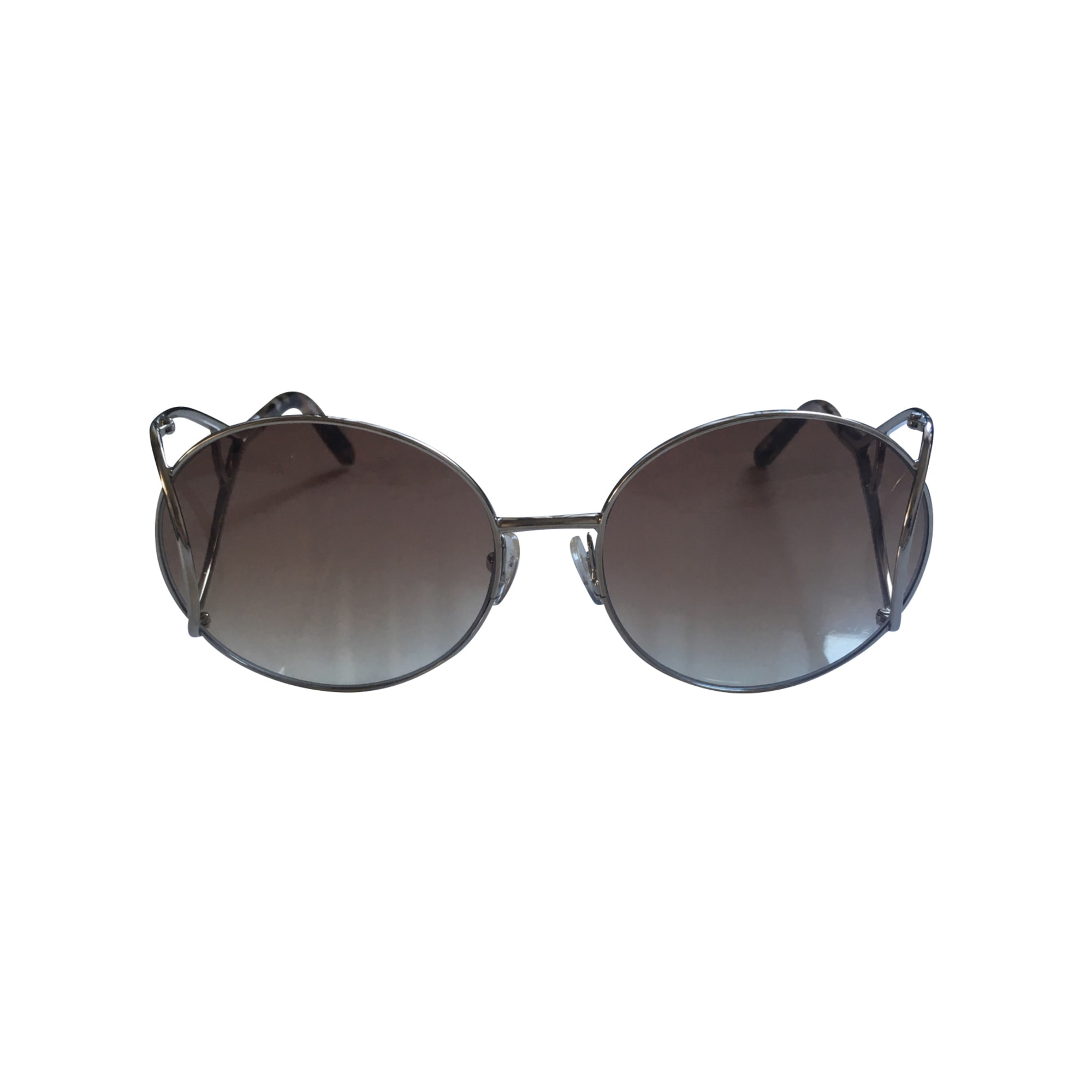 Sunglasses CHLOÉ Golden, bronze, copper