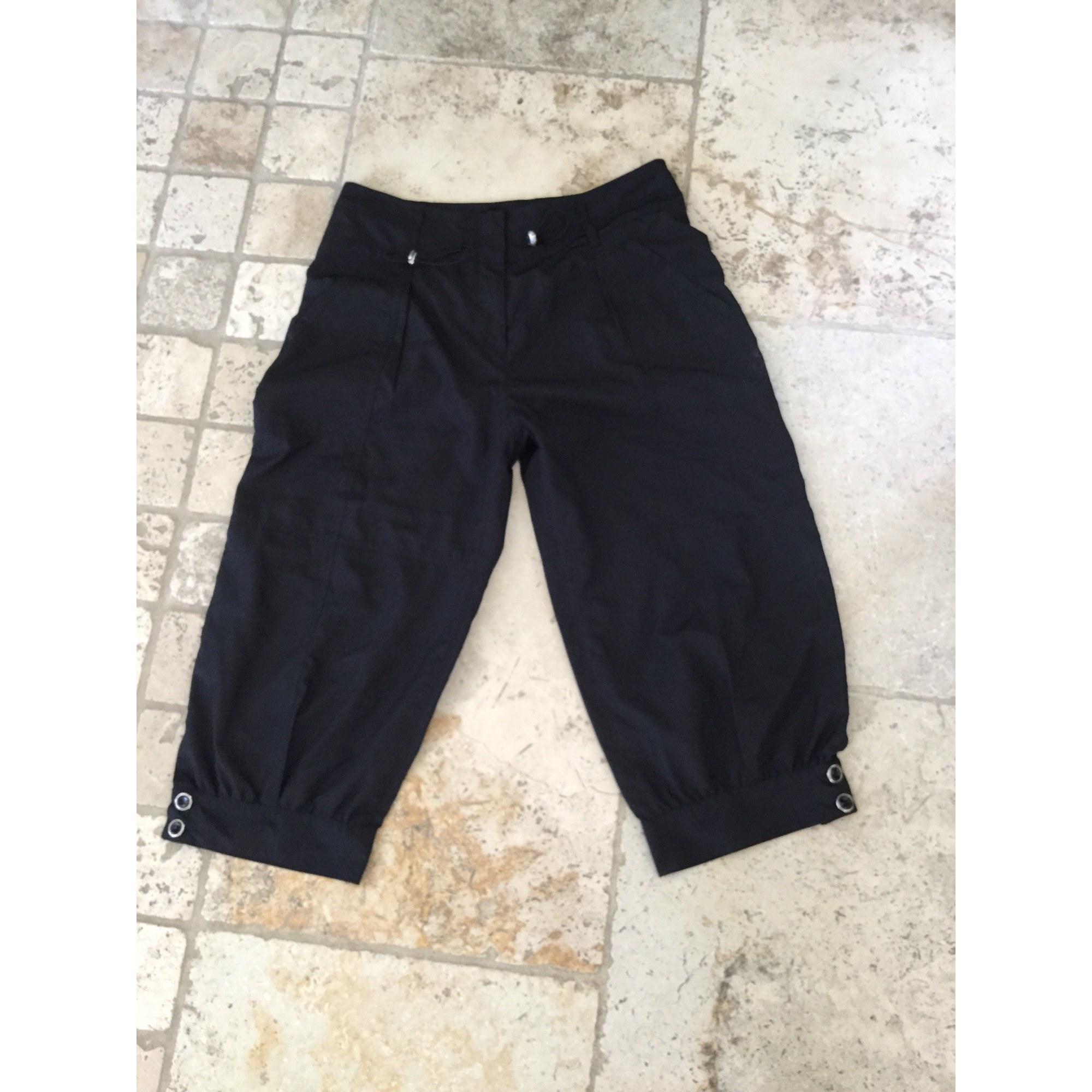 Pantalon carotte INFINITIF Noir