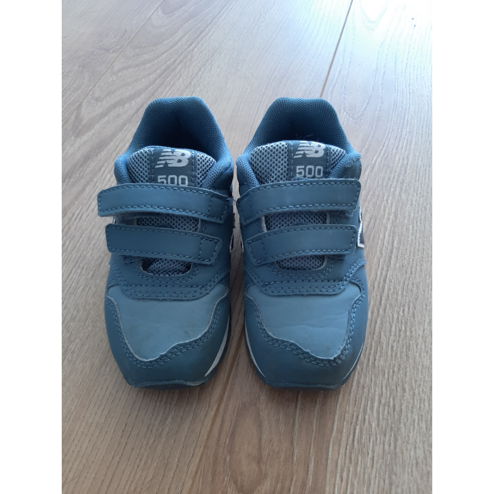 Chaussures de sport NEW BALANCE Gris, anthracite